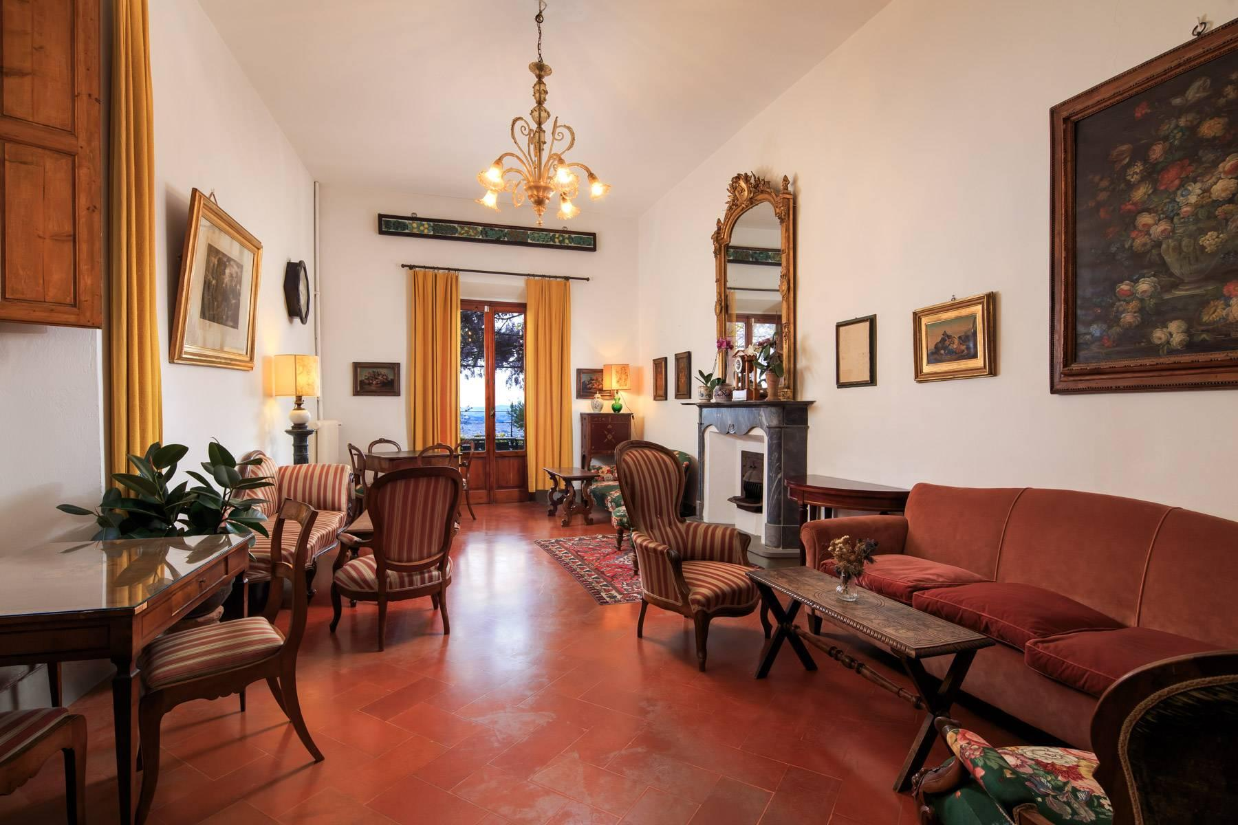 Large historic landmark mansion with the most stunning views over Florence - 15