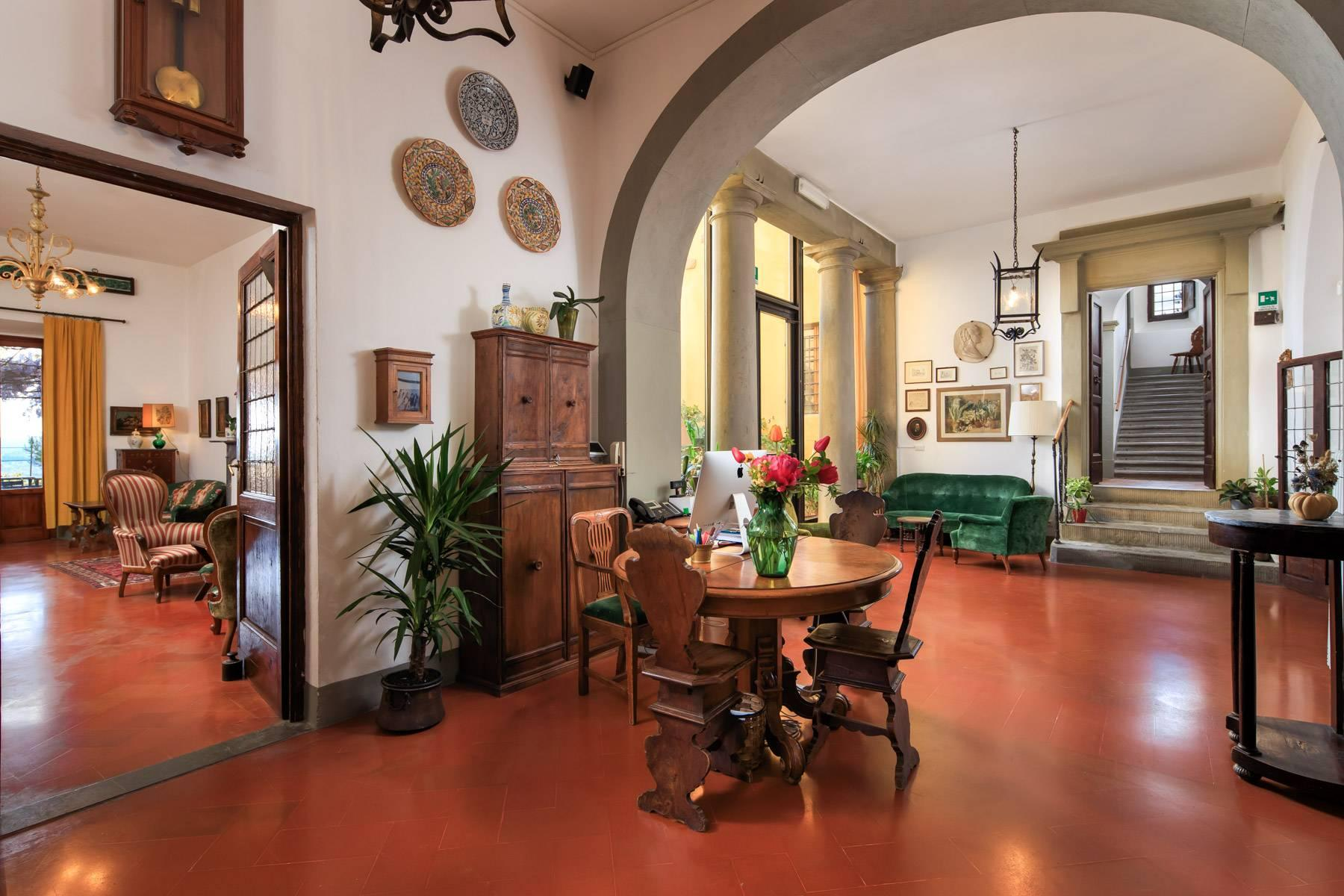 Large historic landmark mansion with the most stunning views over Florence - 10