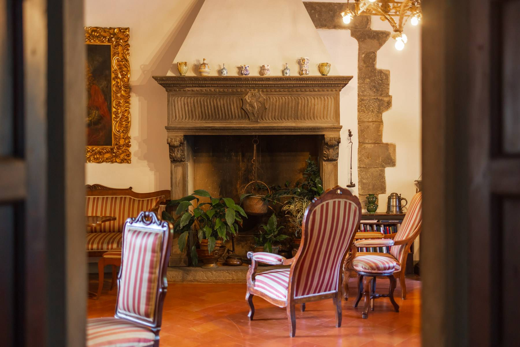 Large historic landmark mansion with the most stunning views over Florence - 16