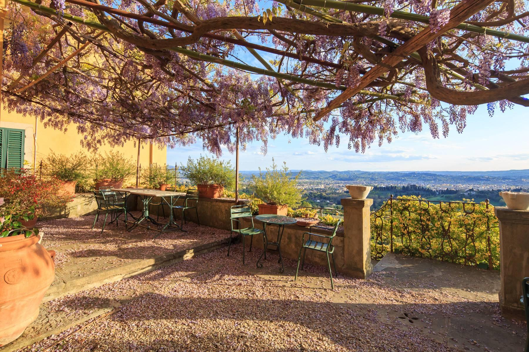 Large historic landmark mansion with the most stunning views over Florence - 19
