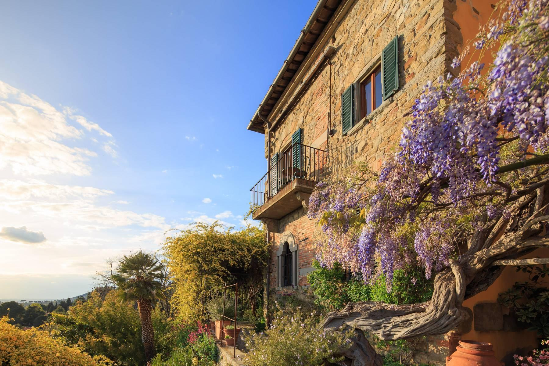 Large historic landmark mansion with the most stunning views over Florence - 21