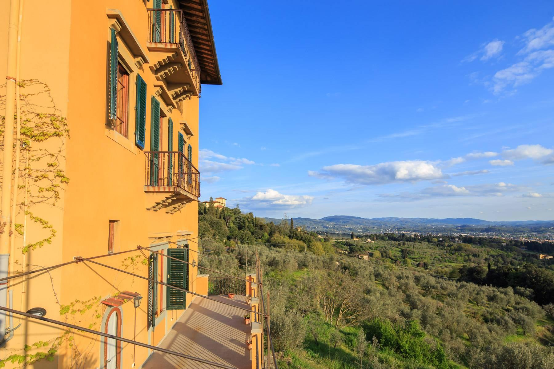 Large historic landmark mansion with the most stunning views over Florence - 22