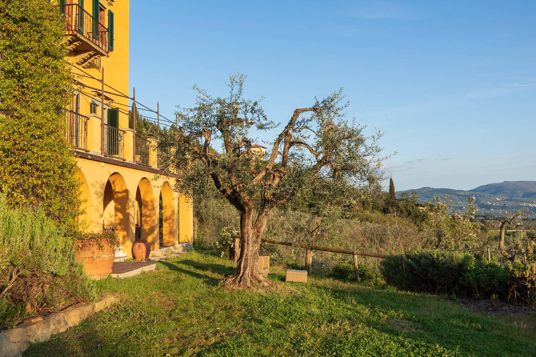 Large historic landmark mansion with the most stunning views over Florence - 31