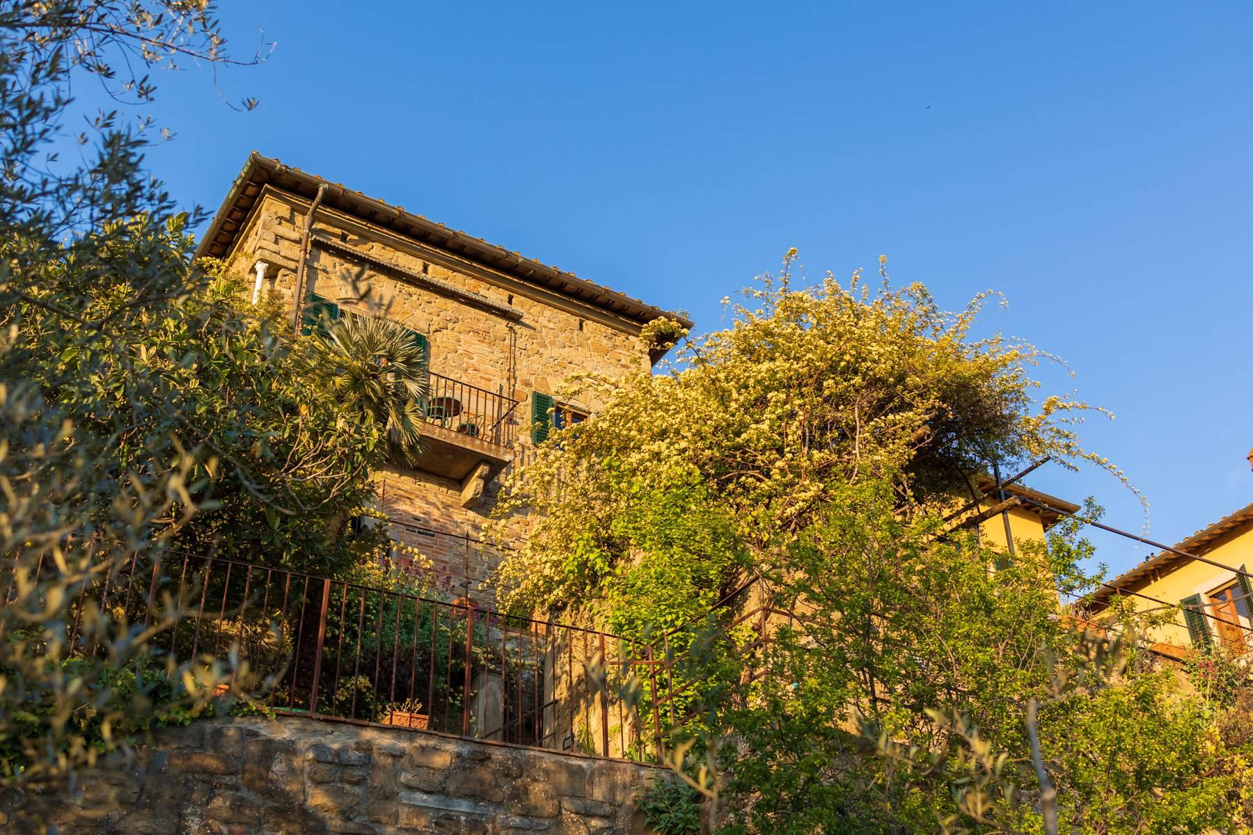 Large historic landmark mansion with the most stunning views over Florence - 33