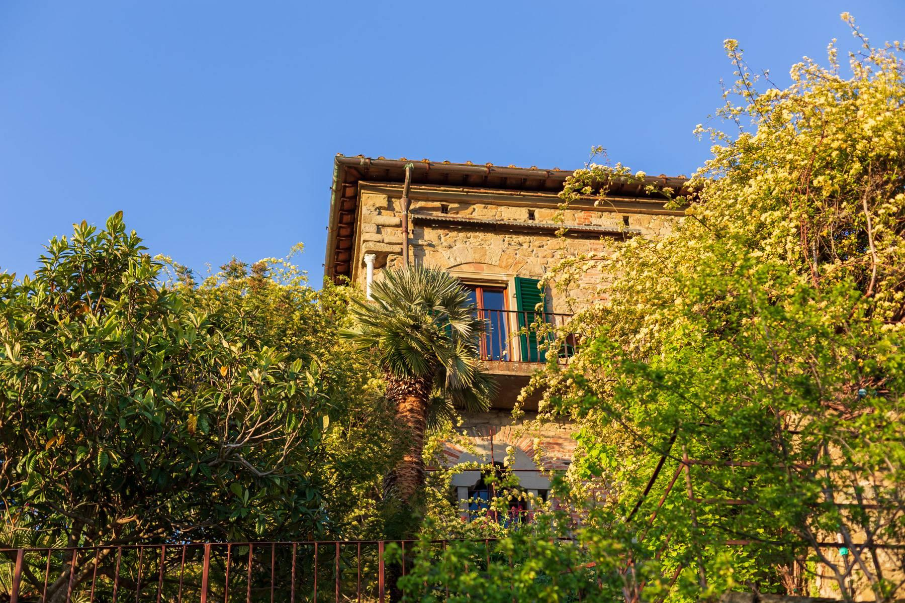 Large historic landmark mansion with the most stunning views over Florence - 35