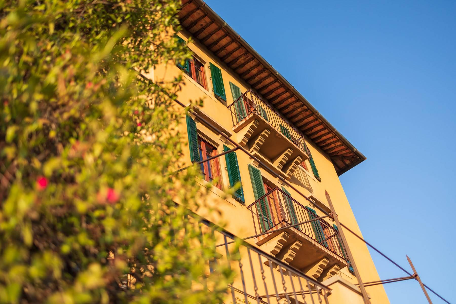 Large historic landmark mansion with the most stunning views over Florence - 36