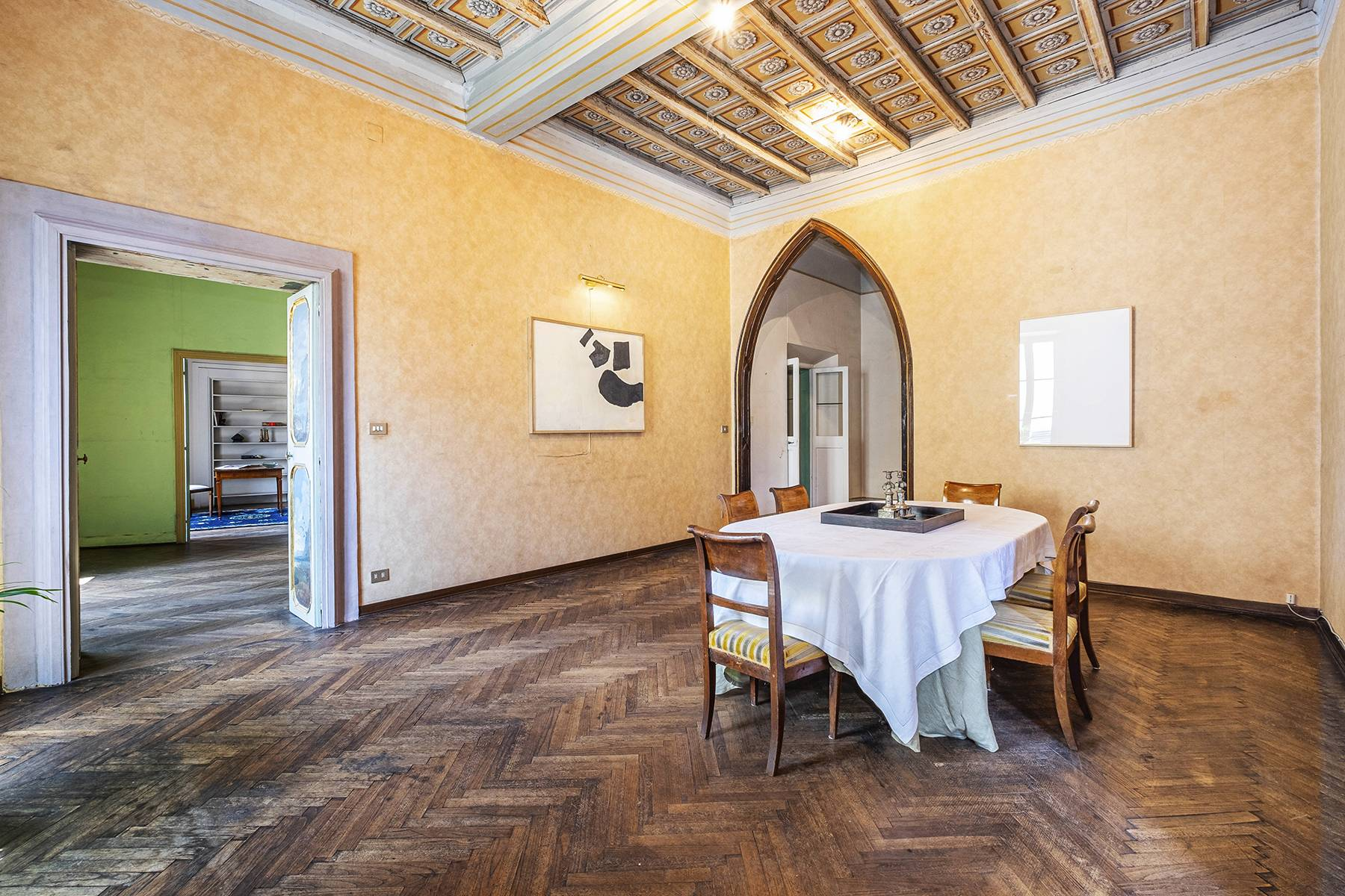 Magnificent apartment in historical property - 17
