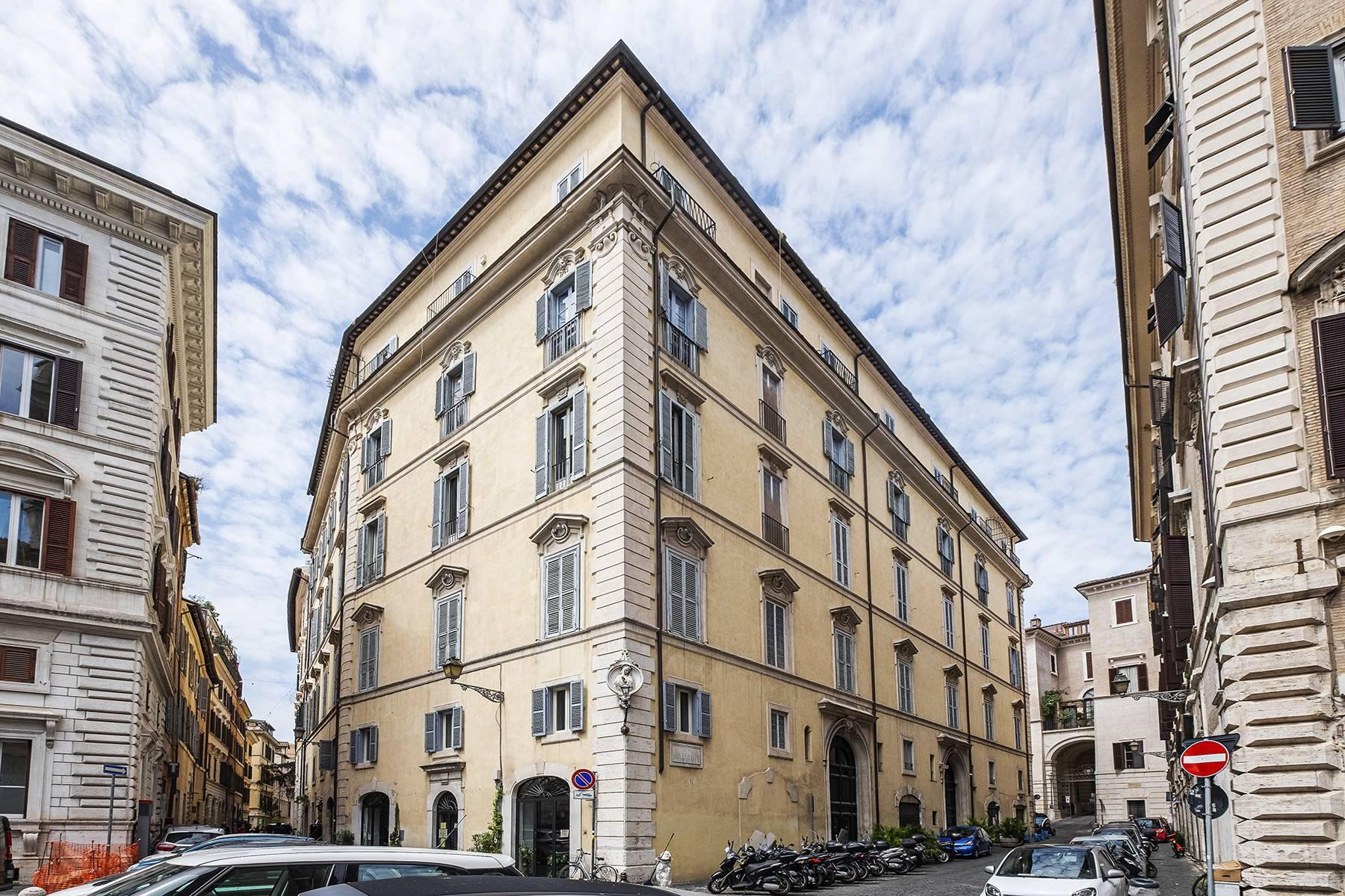 Magnificent apartment in historical property - 28