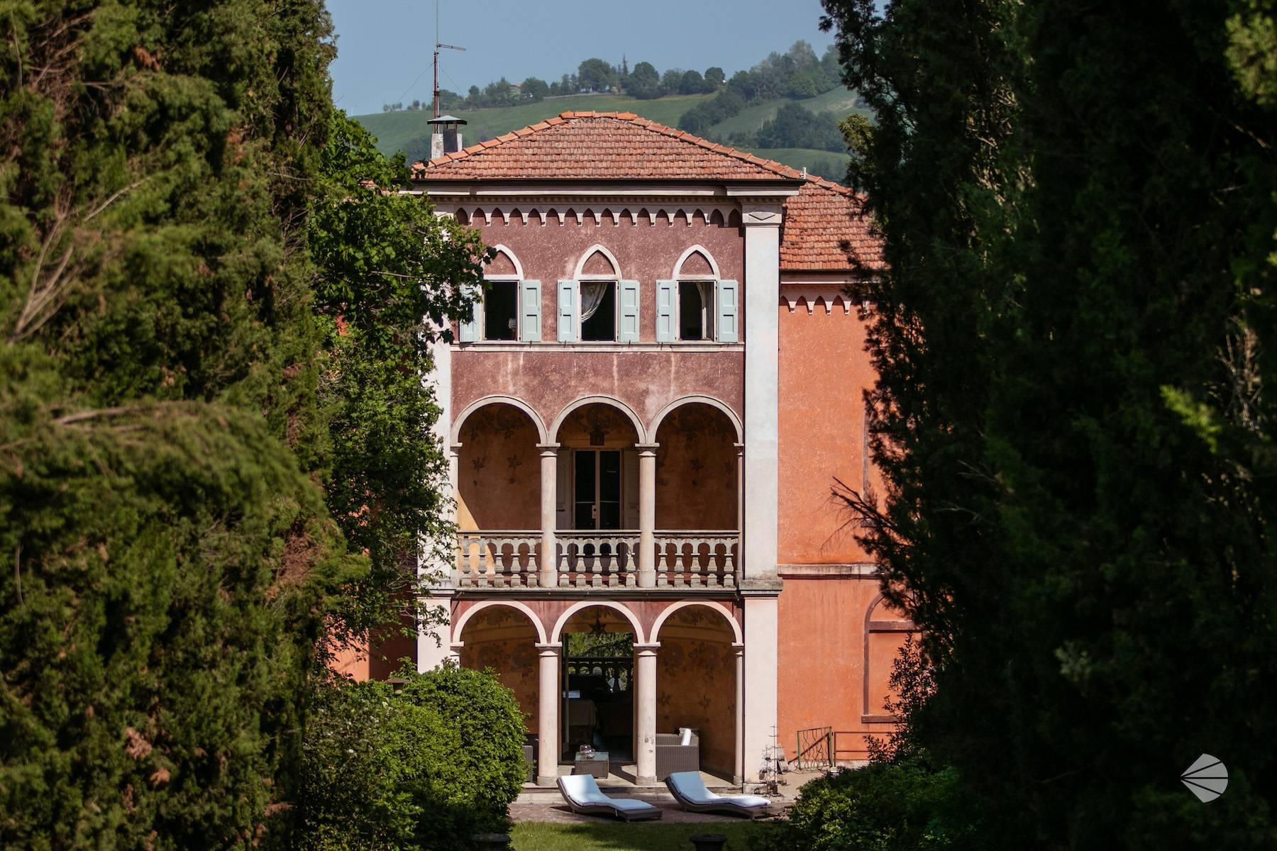Historical residence on the first hills of Modena - 2