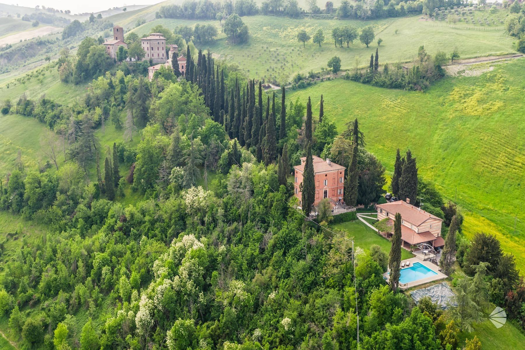 Historical residence on the first hills of Modena - 16