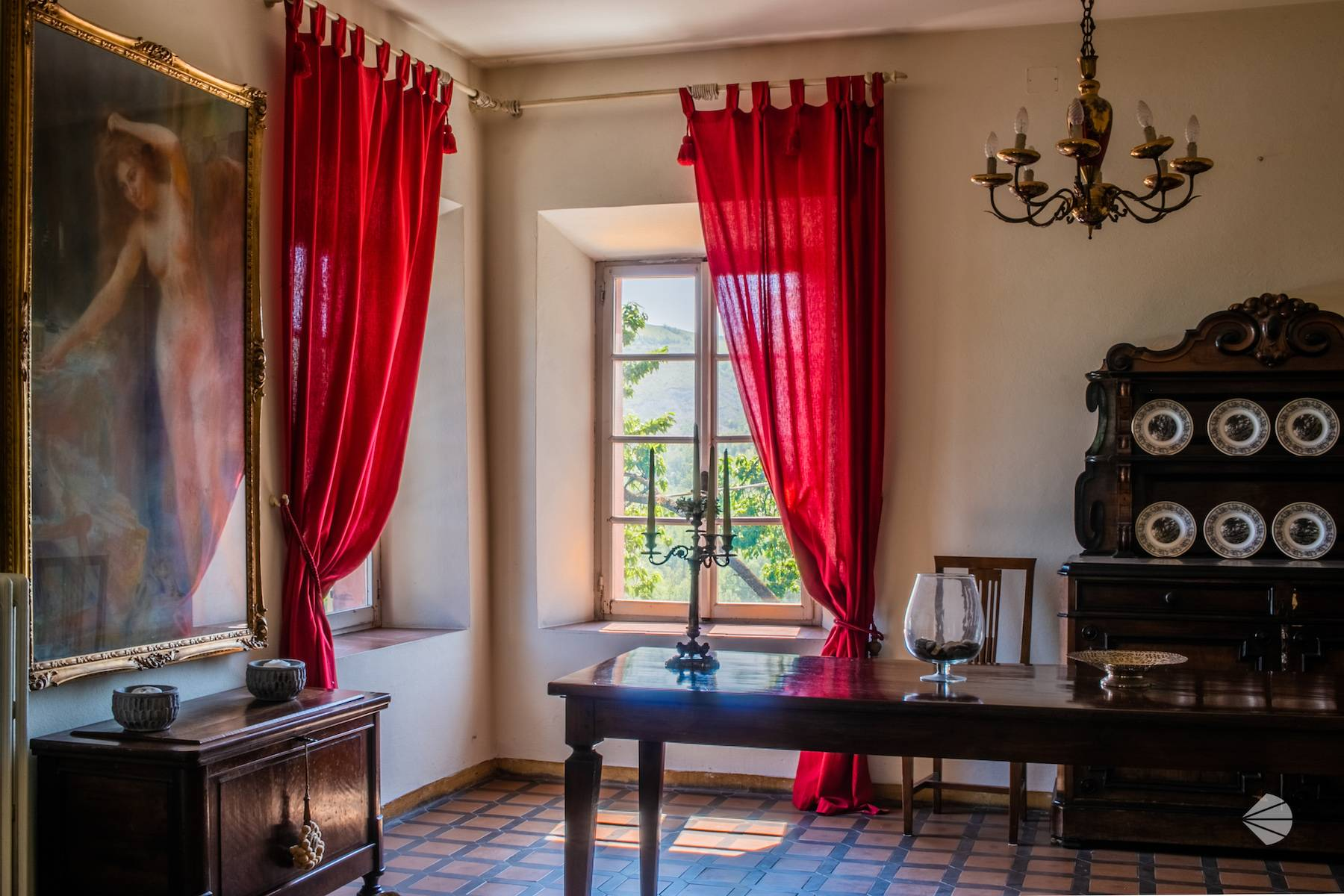 Historical residence on the first hills of Modena - 9