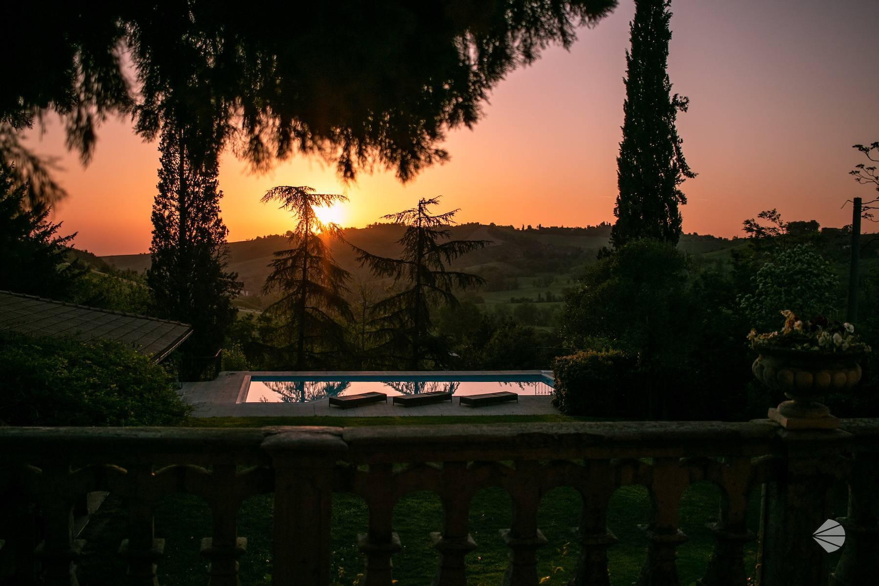 Dimora d'Epoca sulle prime colline dell'Appennino Modenese - 13