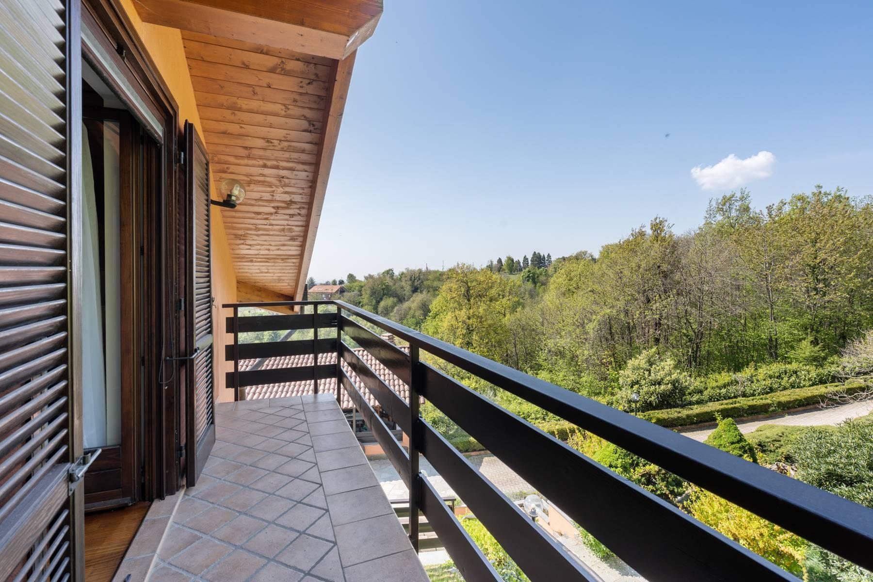 Villa moderna con giardino privato e piscina - 15