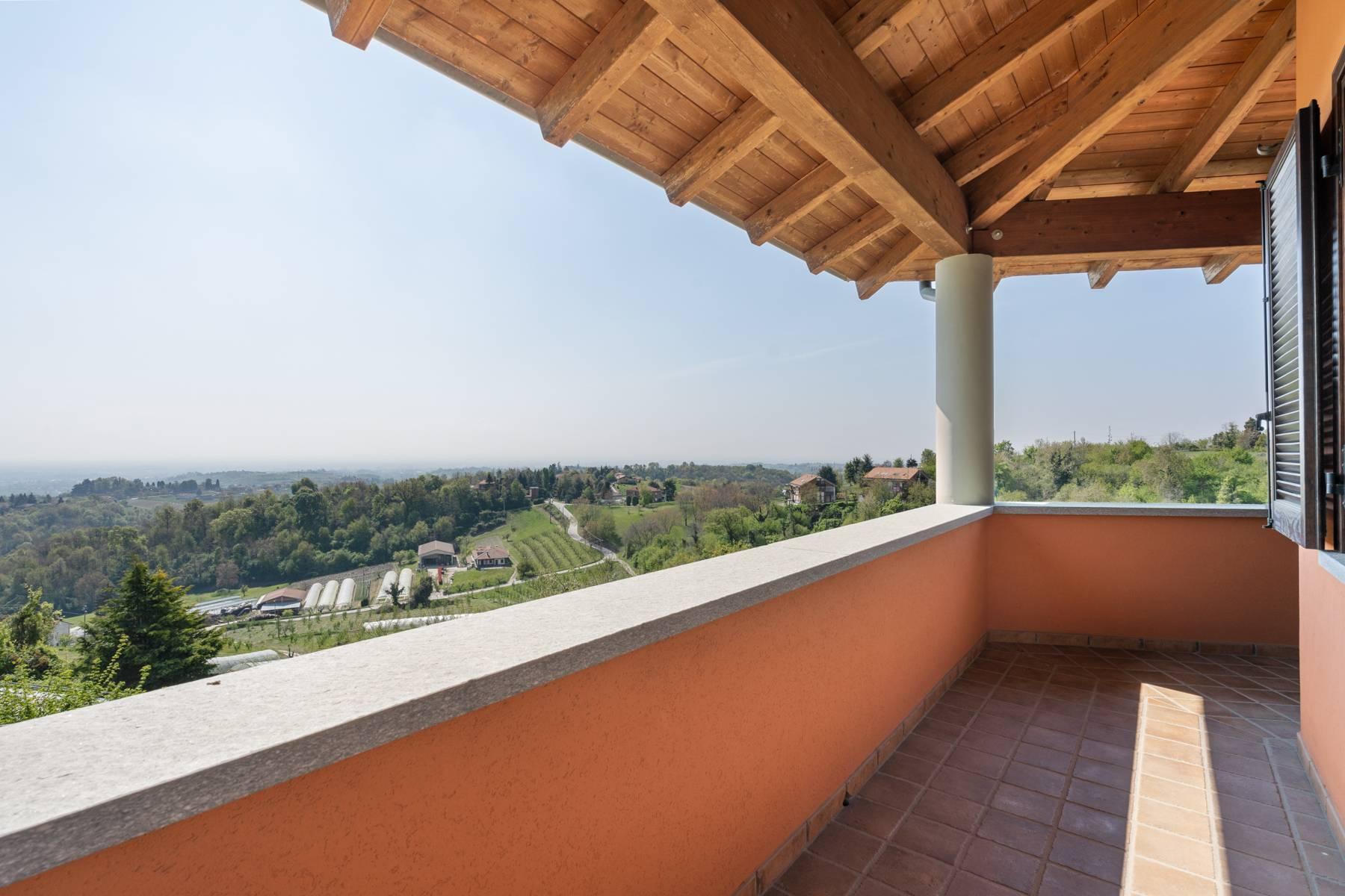 Villa moderna con giardino privato e piscina - 13