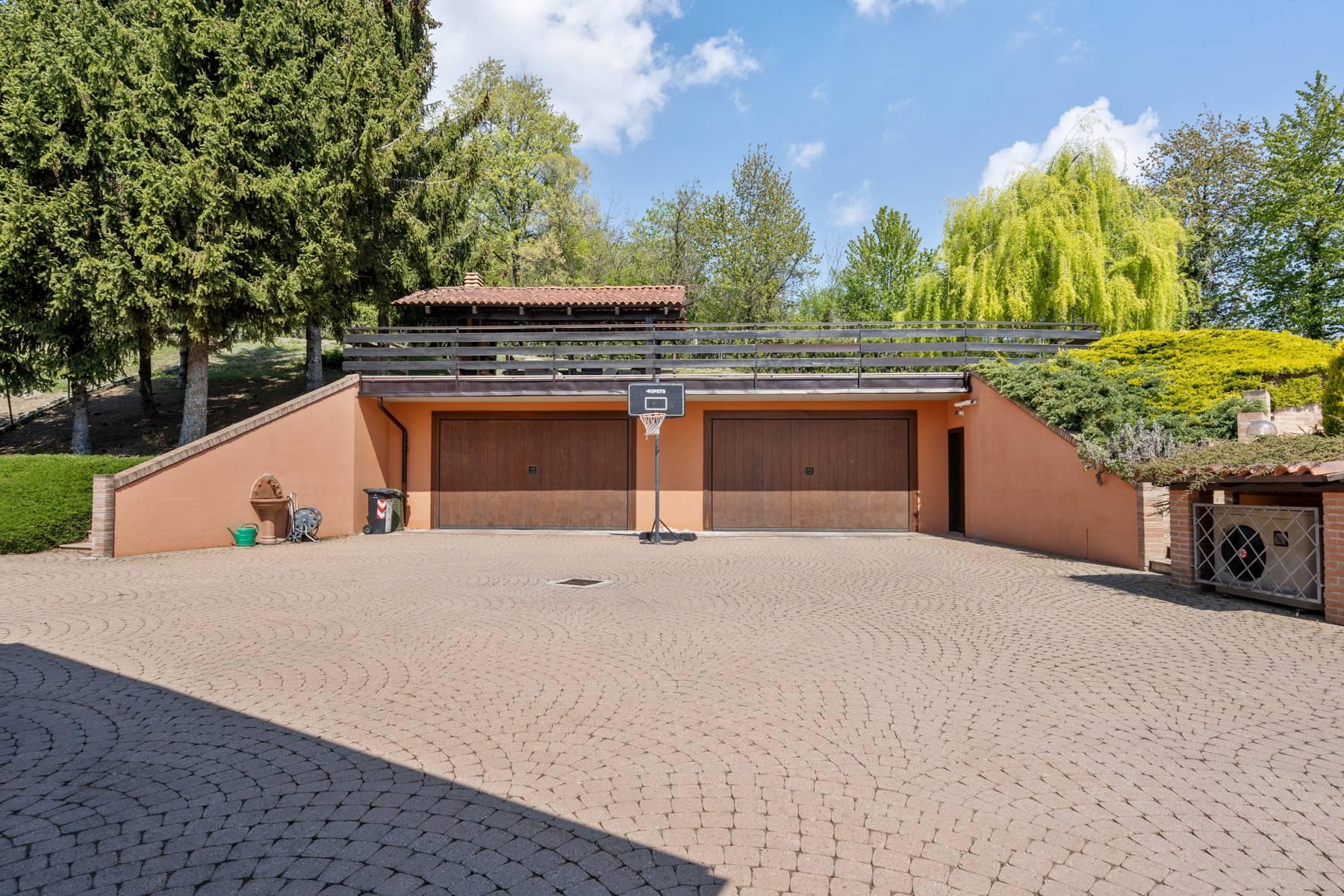 Villa moderna con giardino privato e piscina - 20