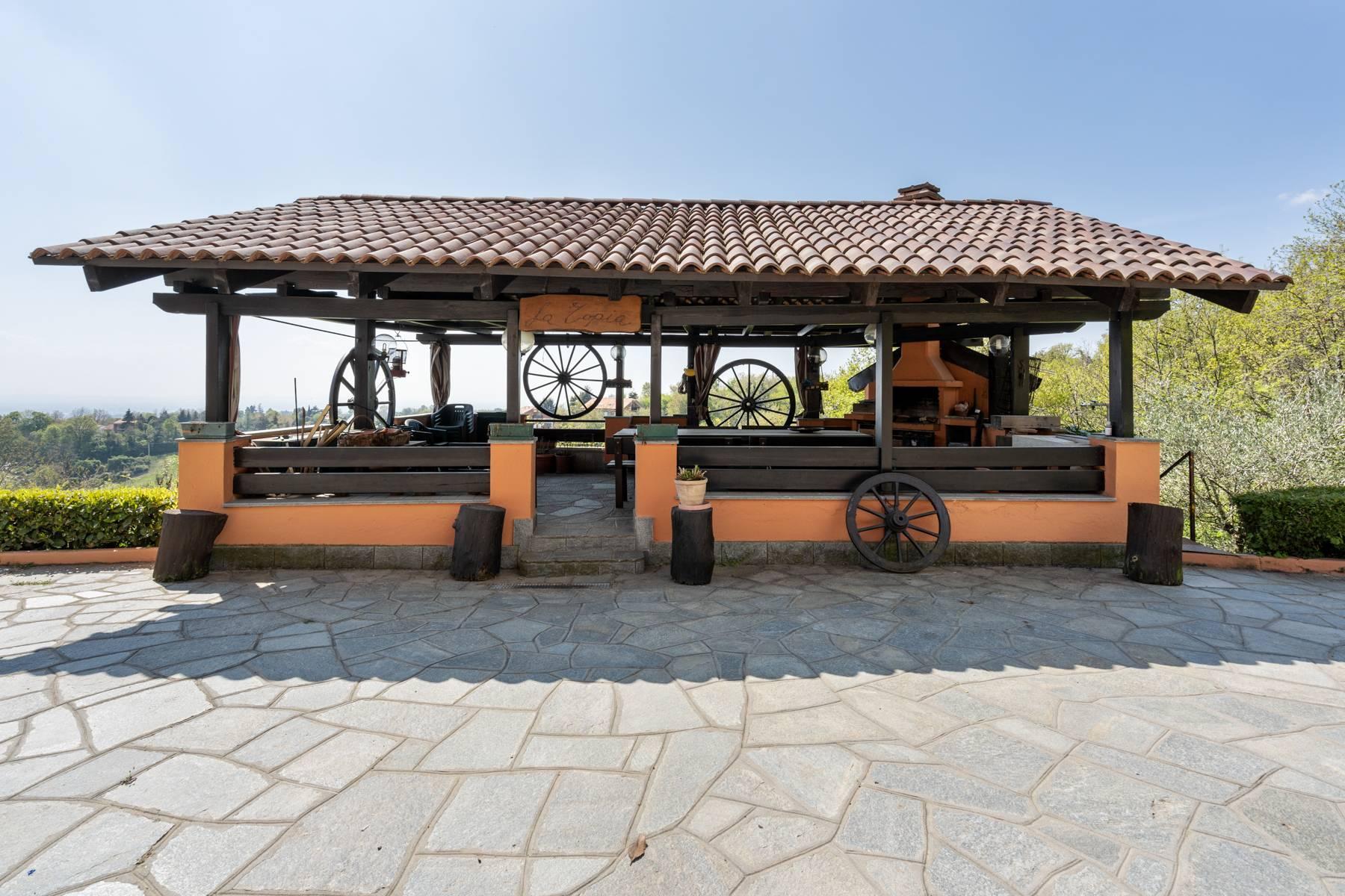 Villa moderna con giardino privato e piscina - 5