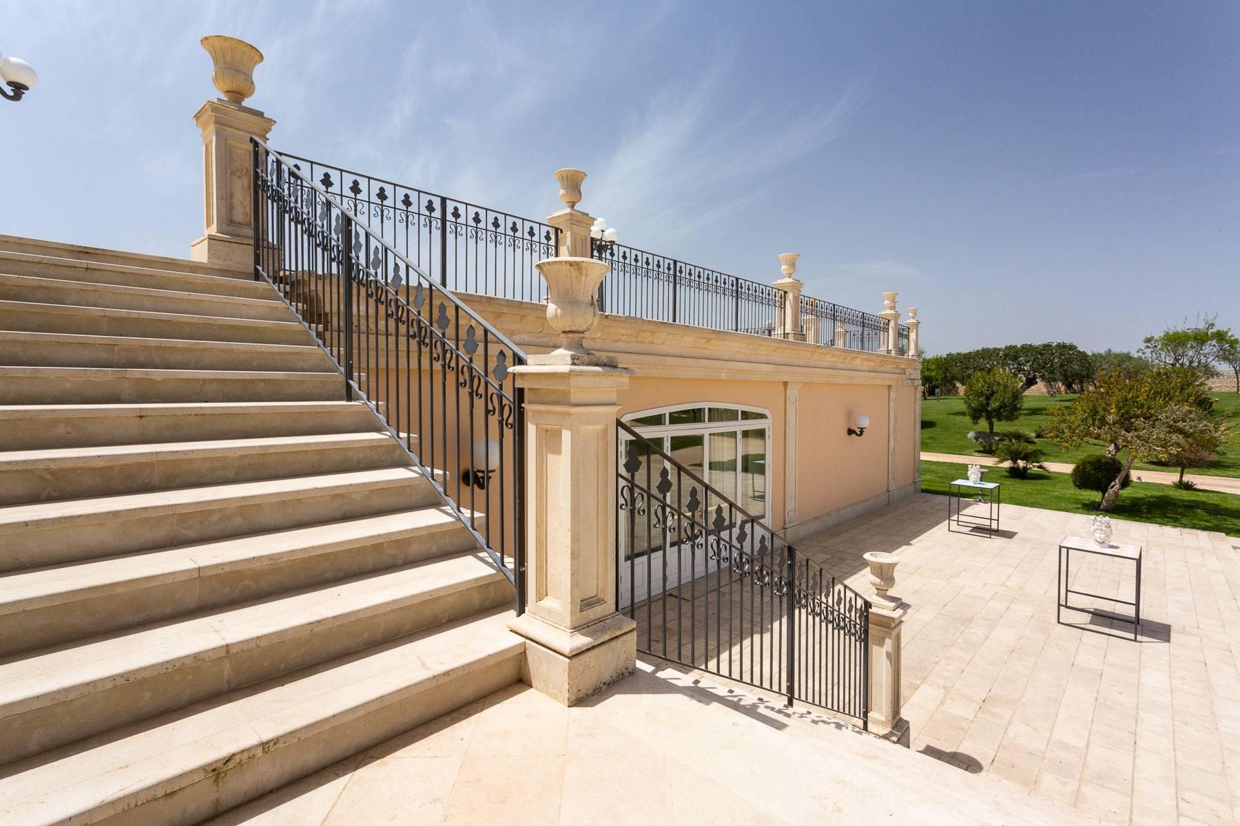 Suggestive Villa in der Landschaft von Modica - 3