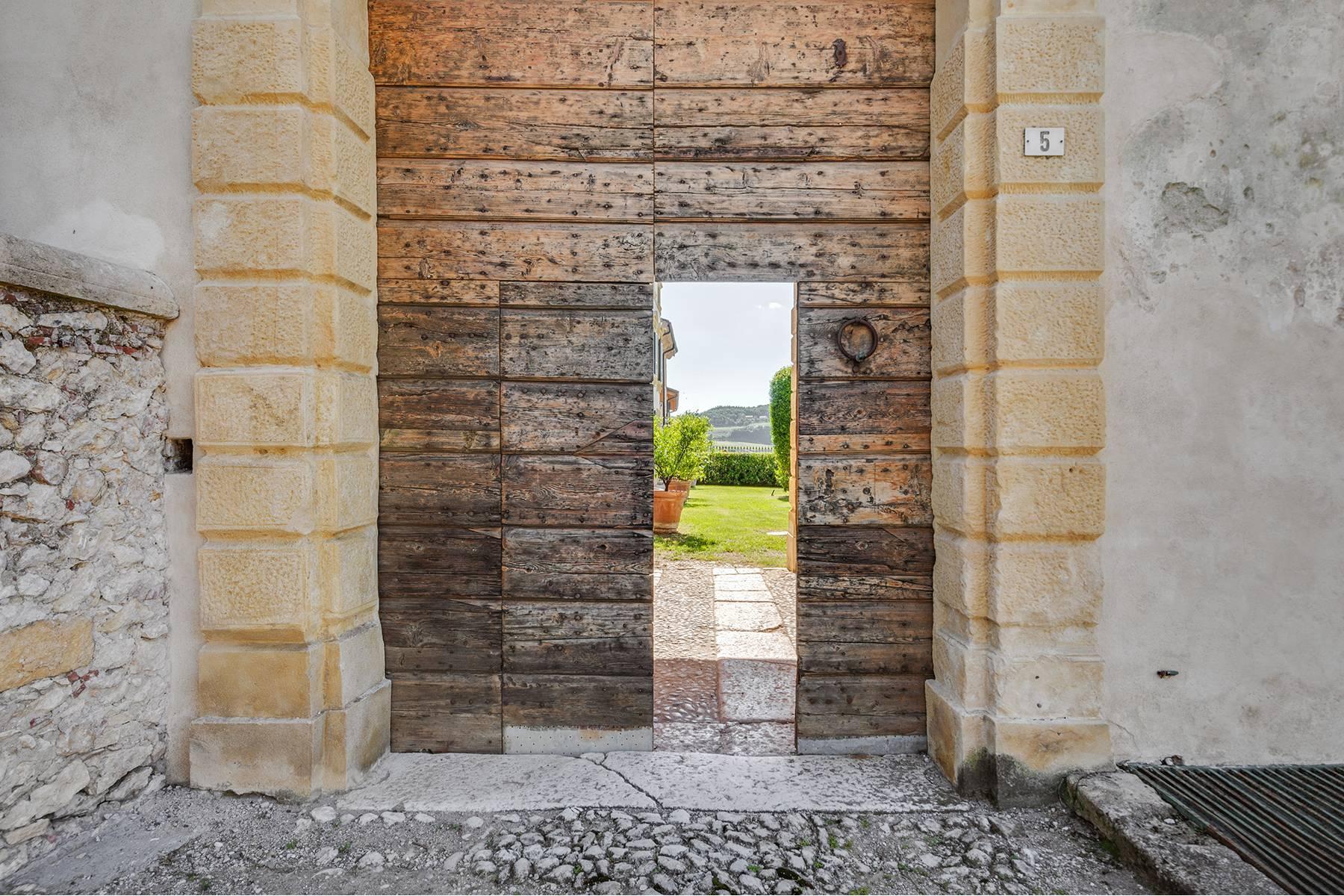 Historische Villa mit Park und prächtigem alten Keller, umgeben von Weinbergen - 31