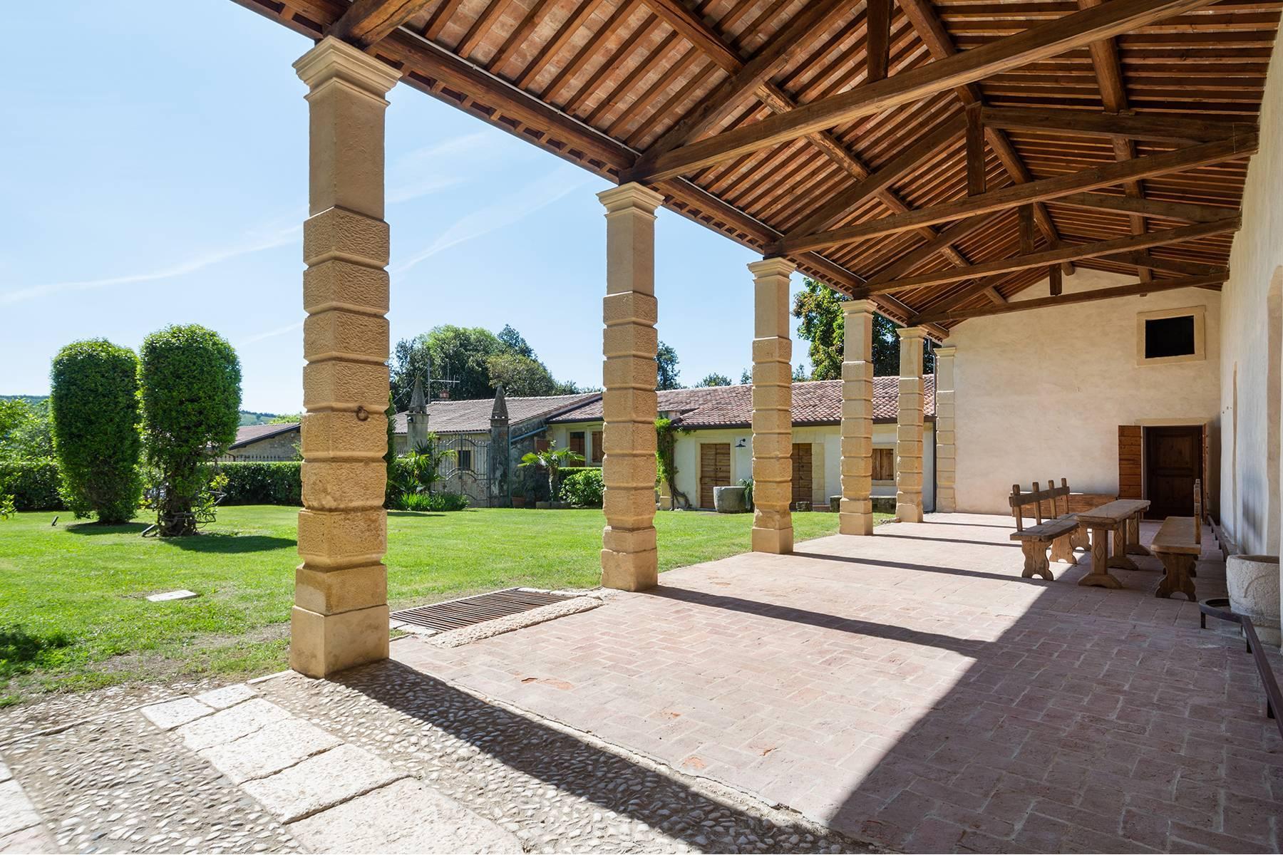 Historische Villa mit Park und prächtigem alten Keller, umgeben von Weinbergen - 29