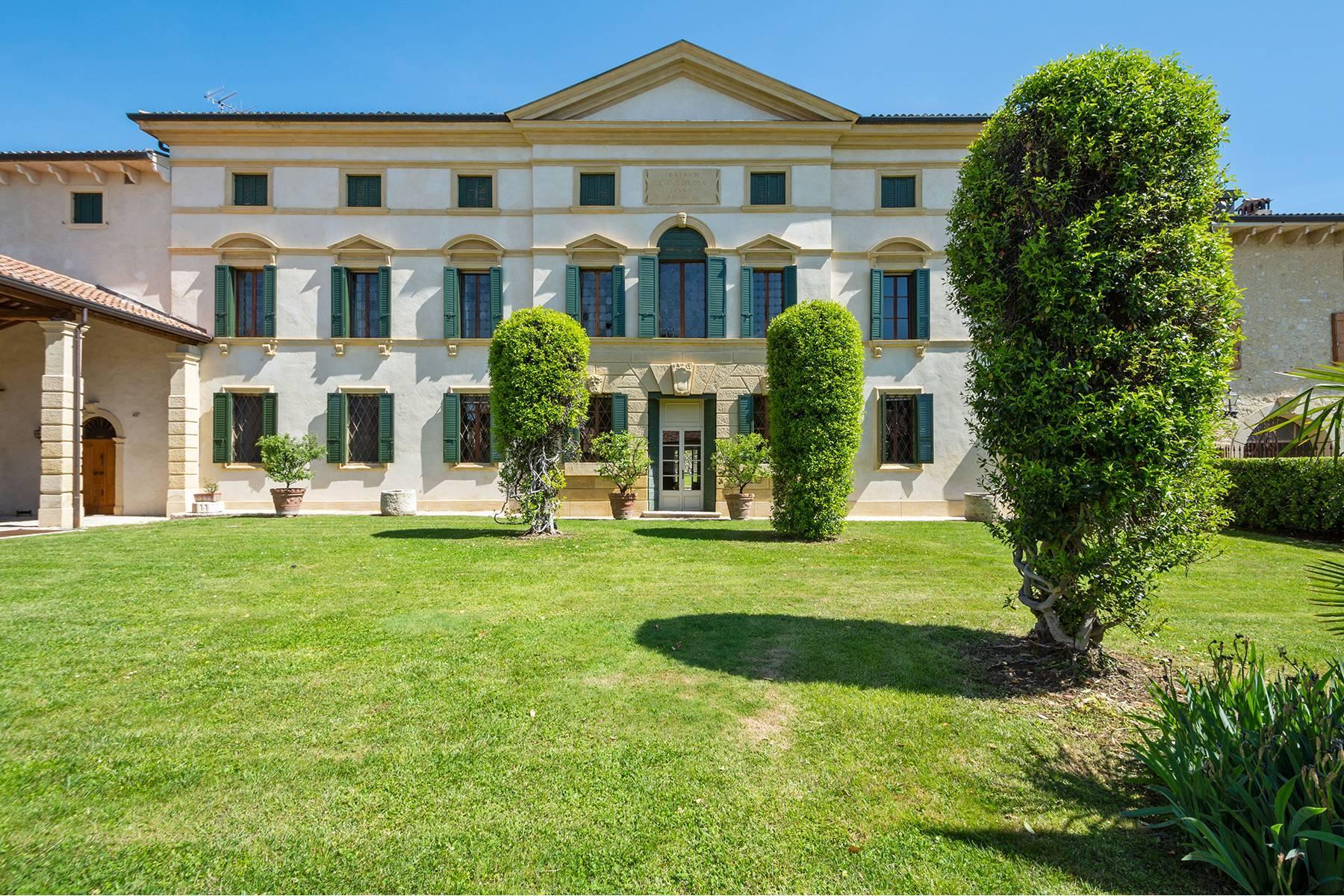Historische Villa mit Park und prächtigem alten Keller, umgeben von Weinbergen - 7