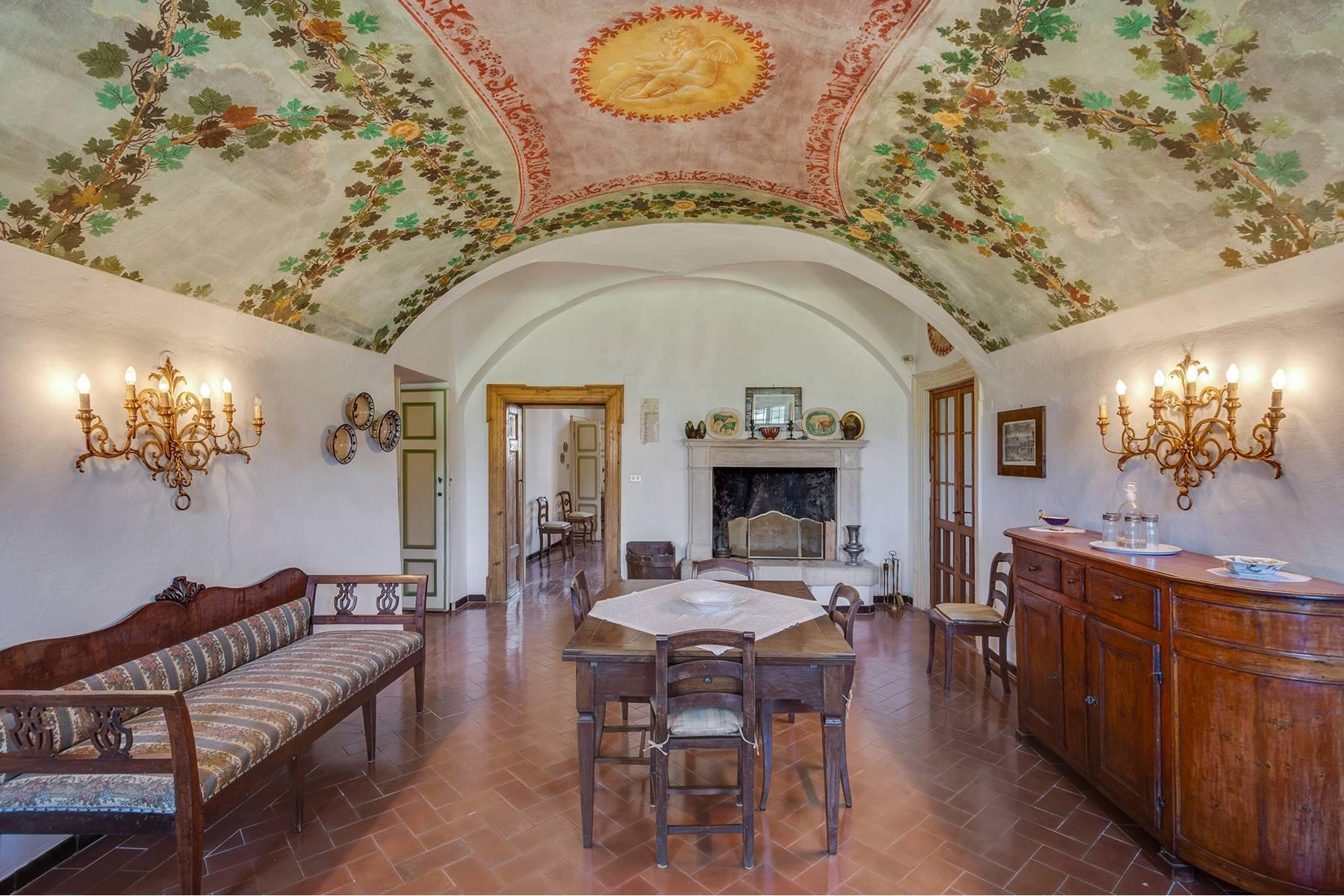 Historische Villa mit Park und prächtigem alten Keller, umgeben von Weinbergen - 20