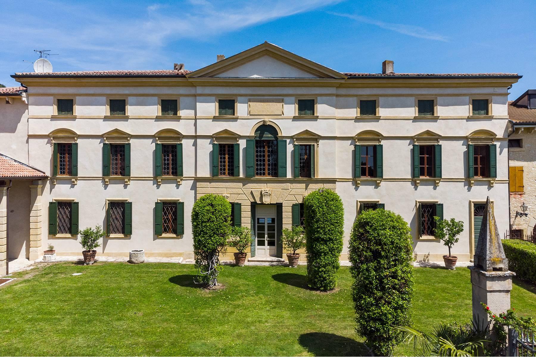Historische Villa mit Park und prächtigem alten Keller, umgeben von Weinbergen - 41