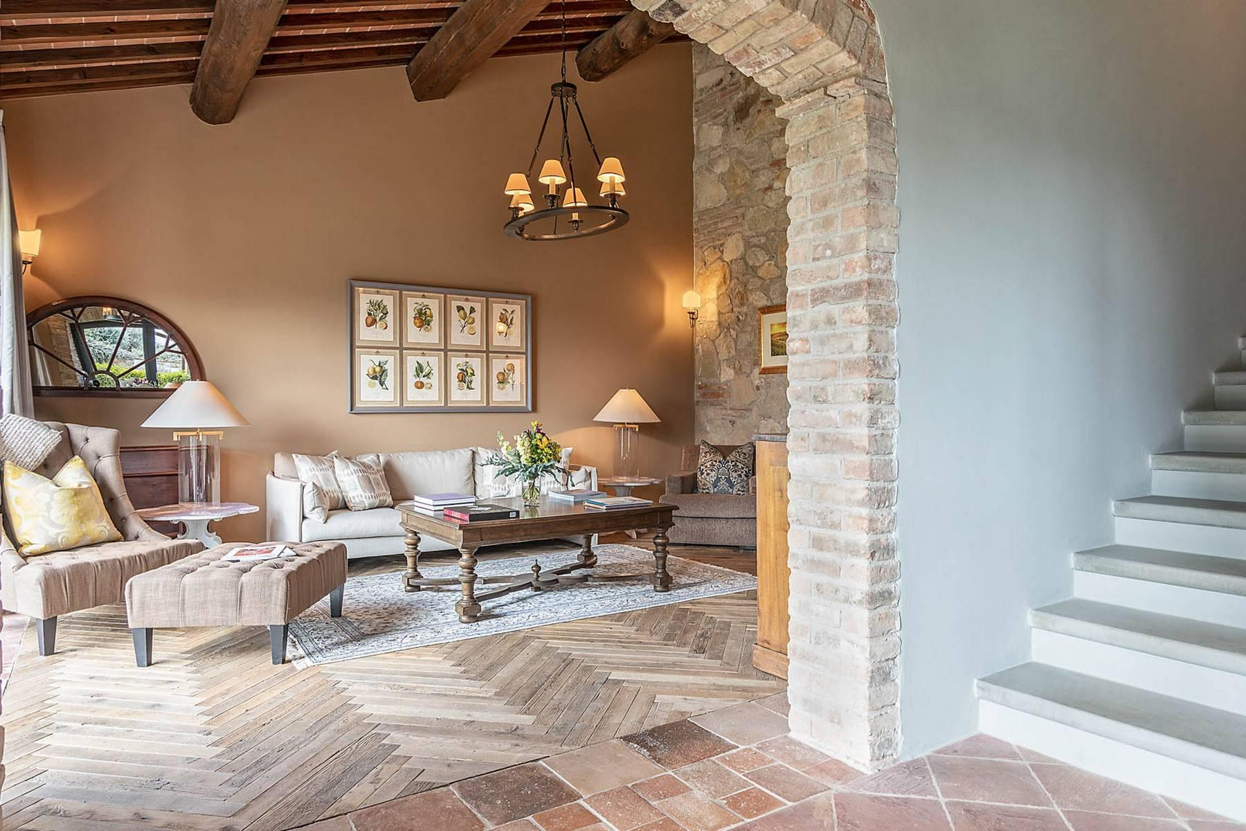 Wonderful farmhouse in an exclusive position - 28