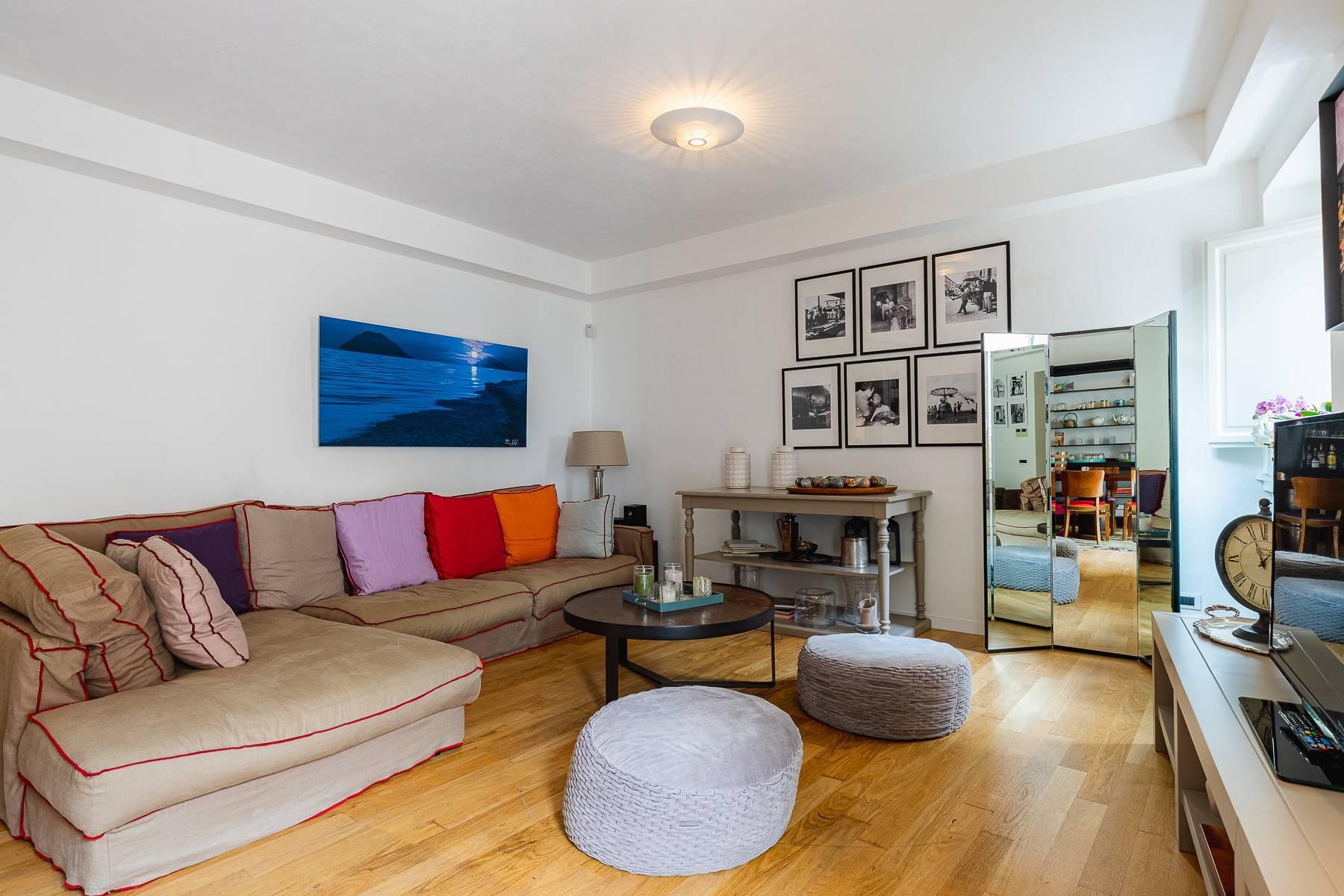 Estroso appartamento con terrazza in centro storico - 7