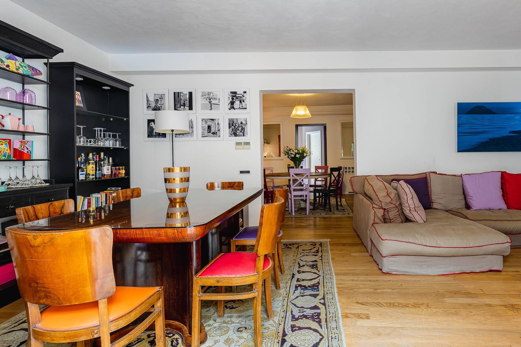 Estroso appartamento con terrazza in centro storico - 4