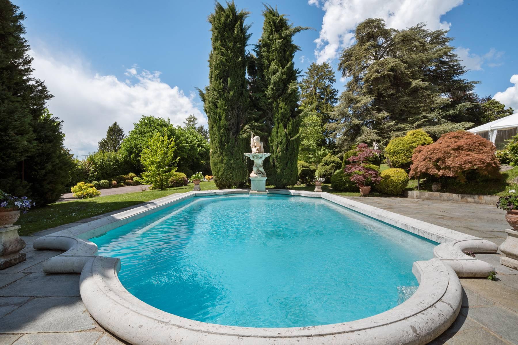 prestigiosa Villa sul Lago di Varese - 2