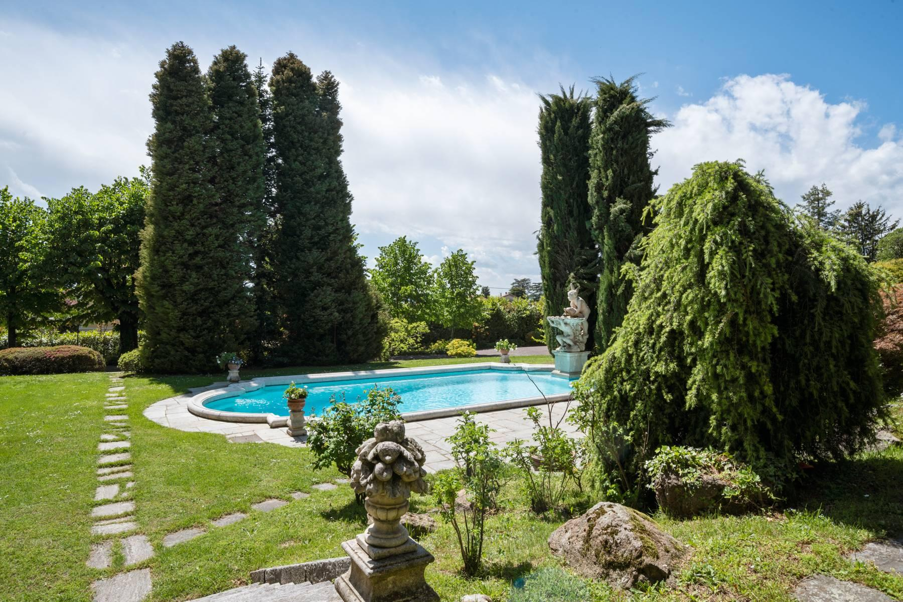 prestigiosa Villa sul Lago di Varese - 24
