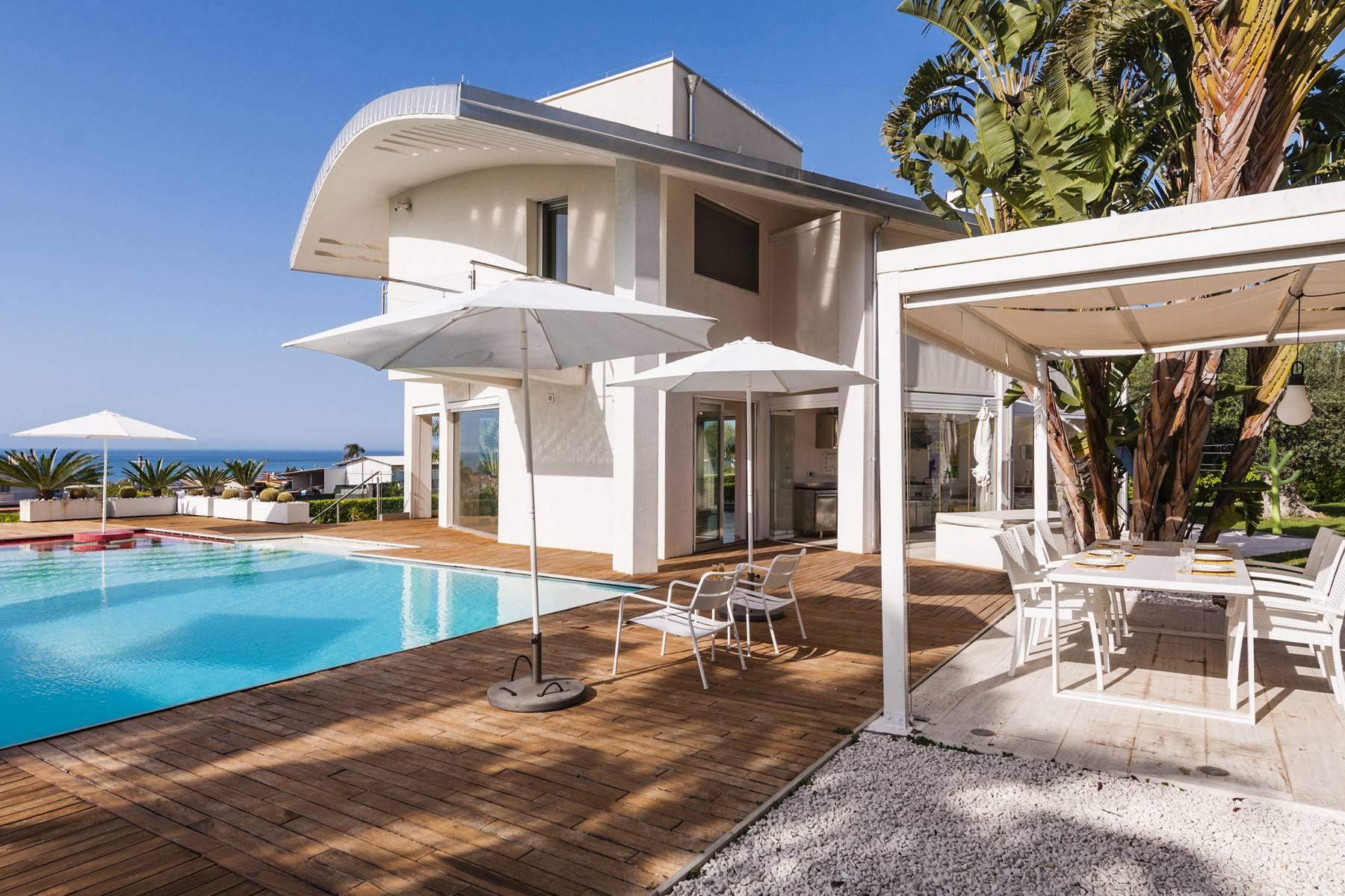 Villa con piscina a Brucoli - 10