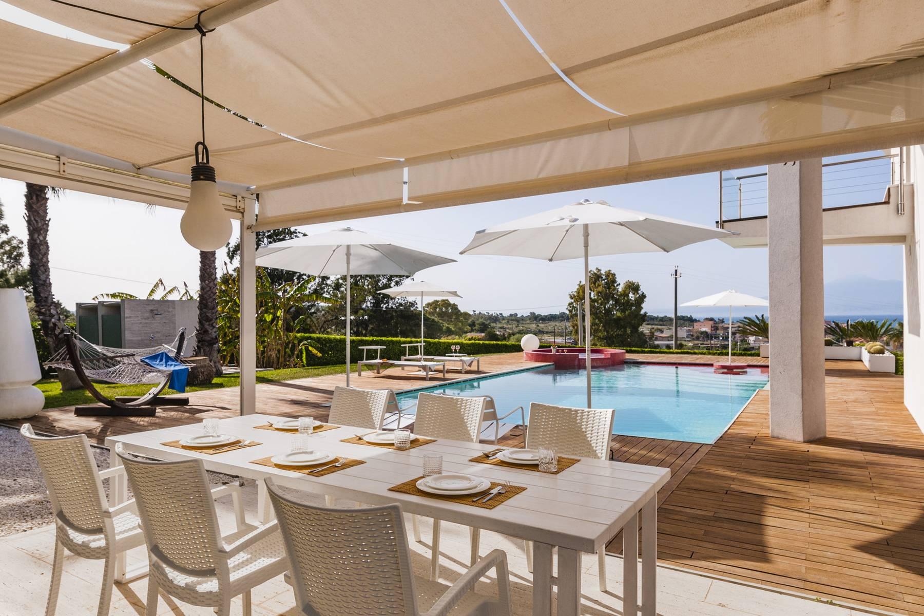 Villa con piscina a Brucoli - 14