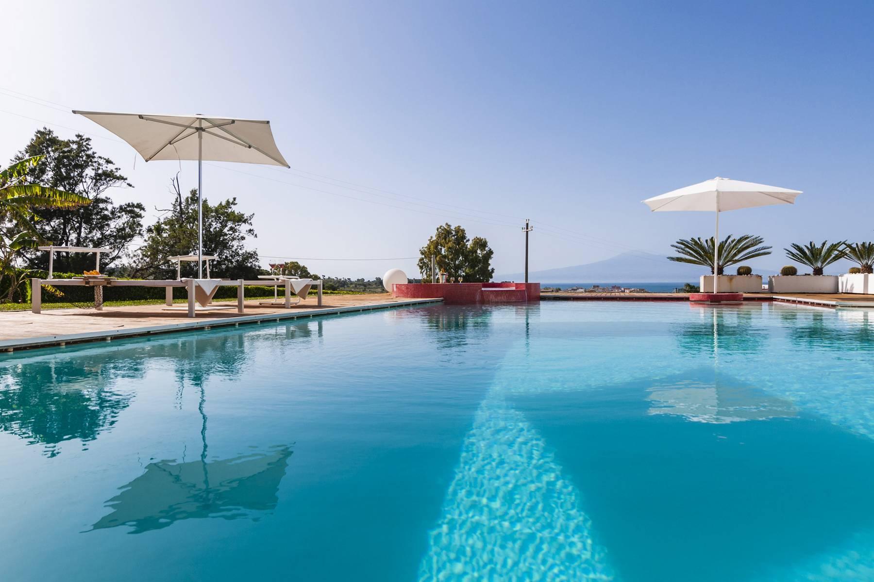 Villa con piscina a Brucoli - 5