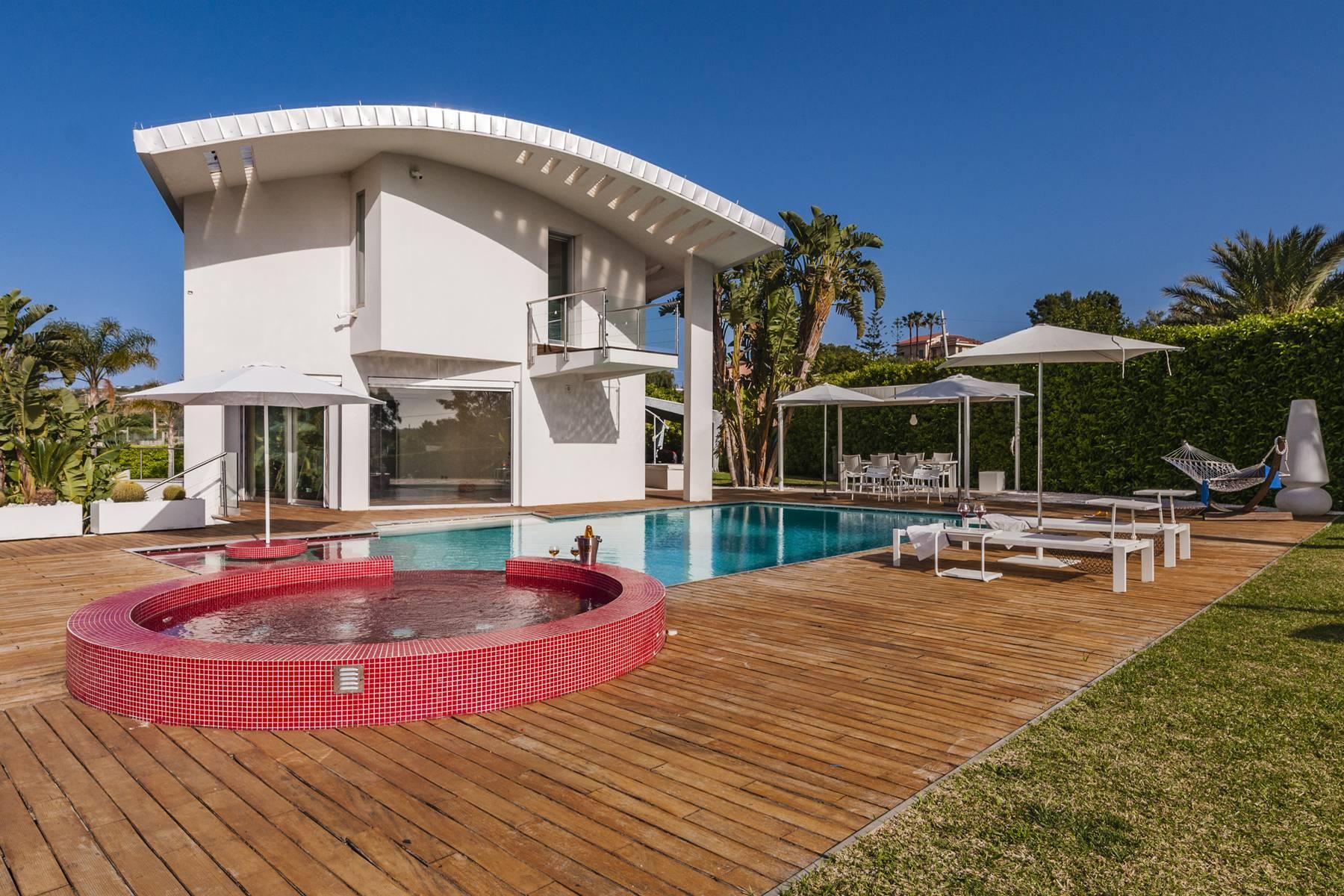 Villa con piscina a Brucoli - 15