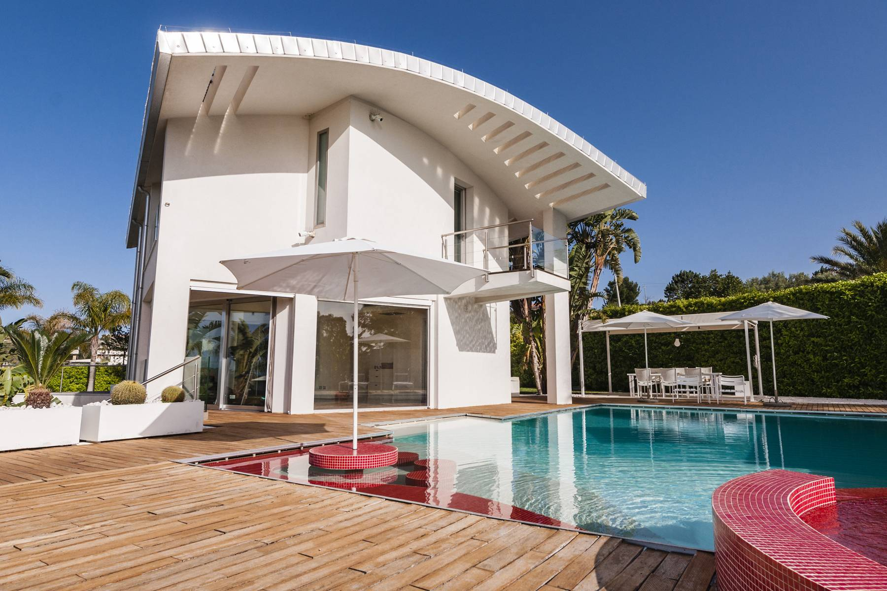 Villa con piscina a Brucoli - 24