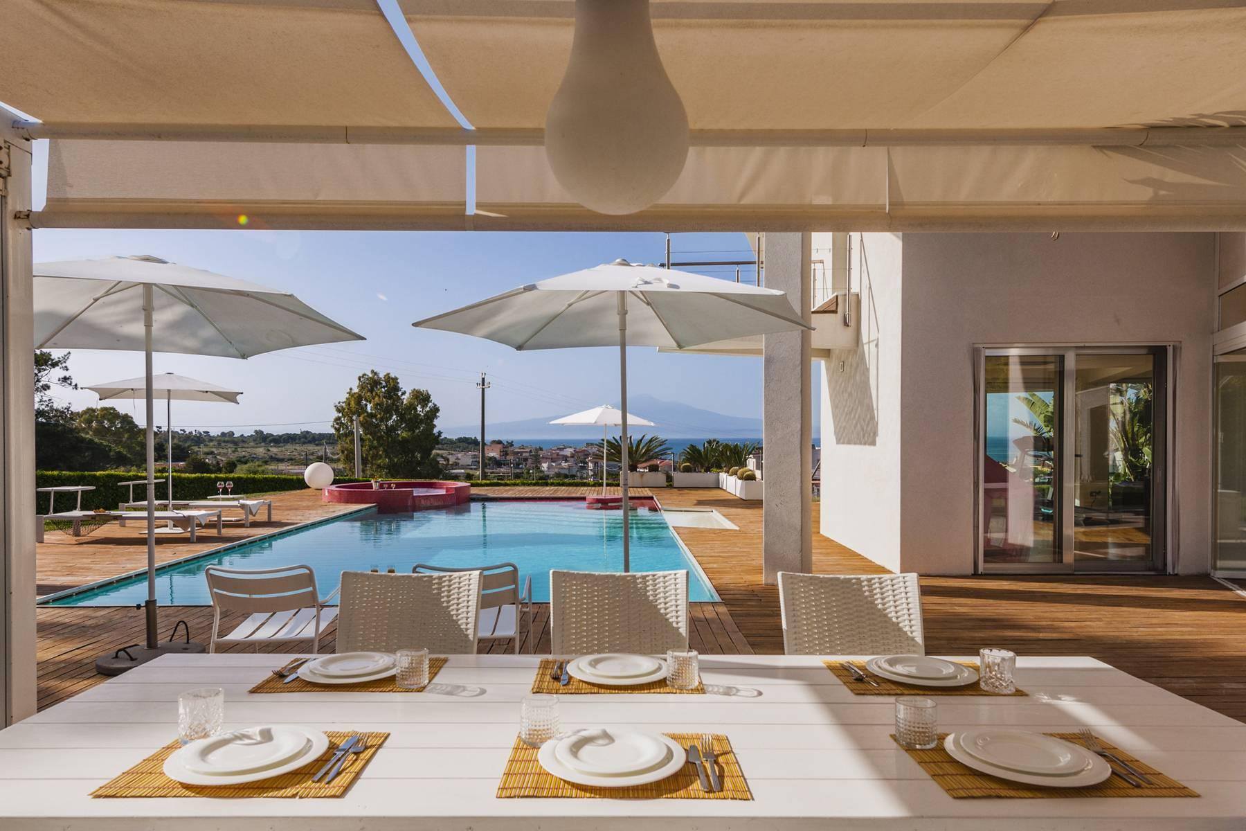 Villa con piscina a Brucoli - 7