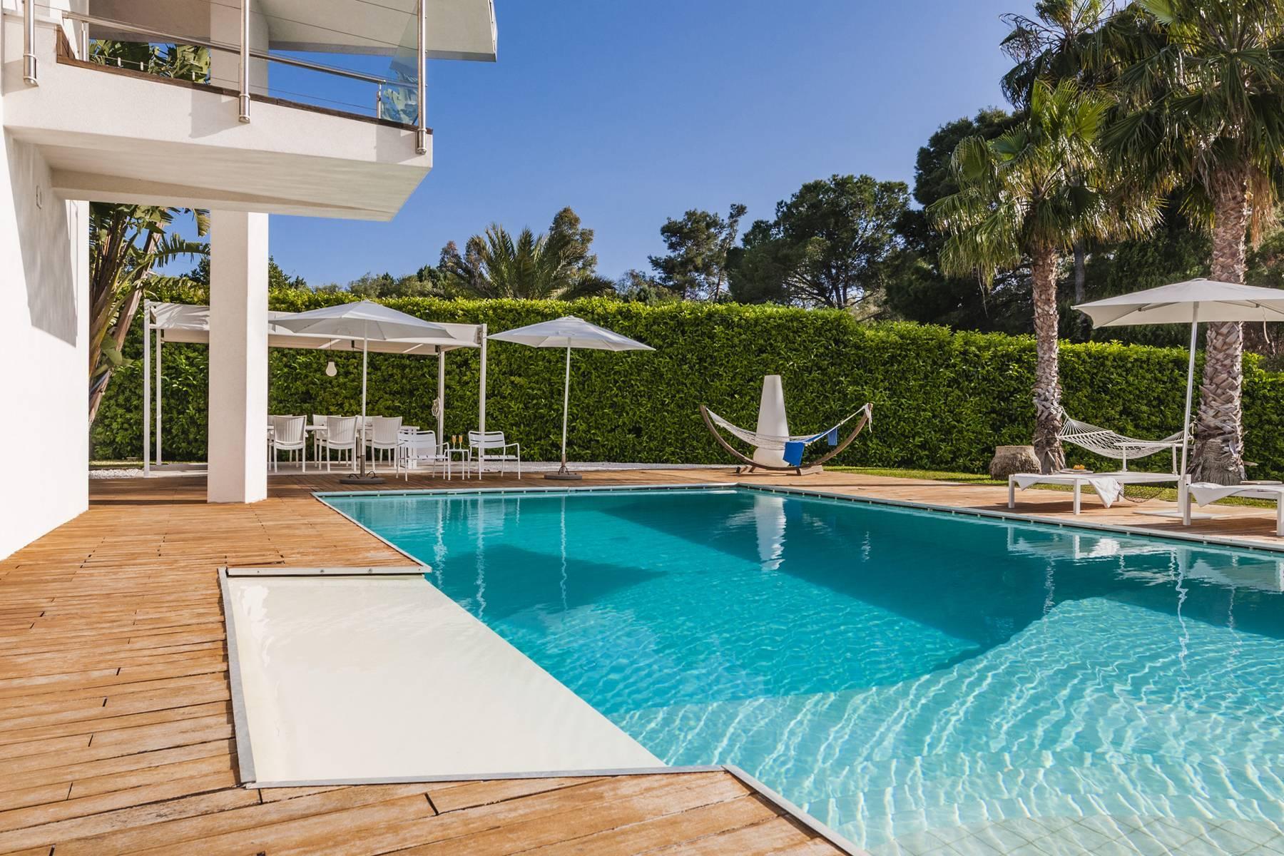 Villa con piscina a Brucoli - 32