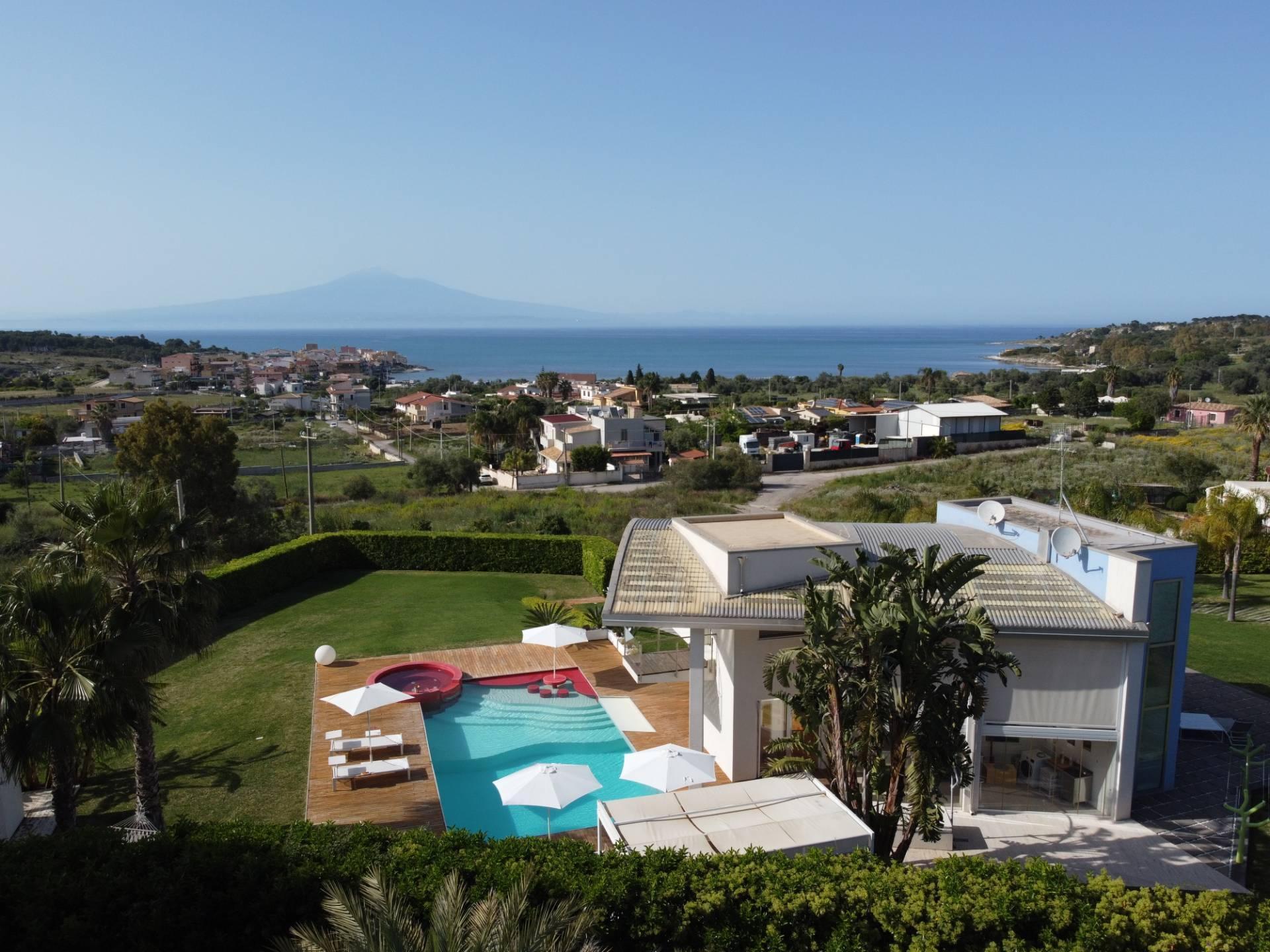 Villa con piscina a Brucoli - 45