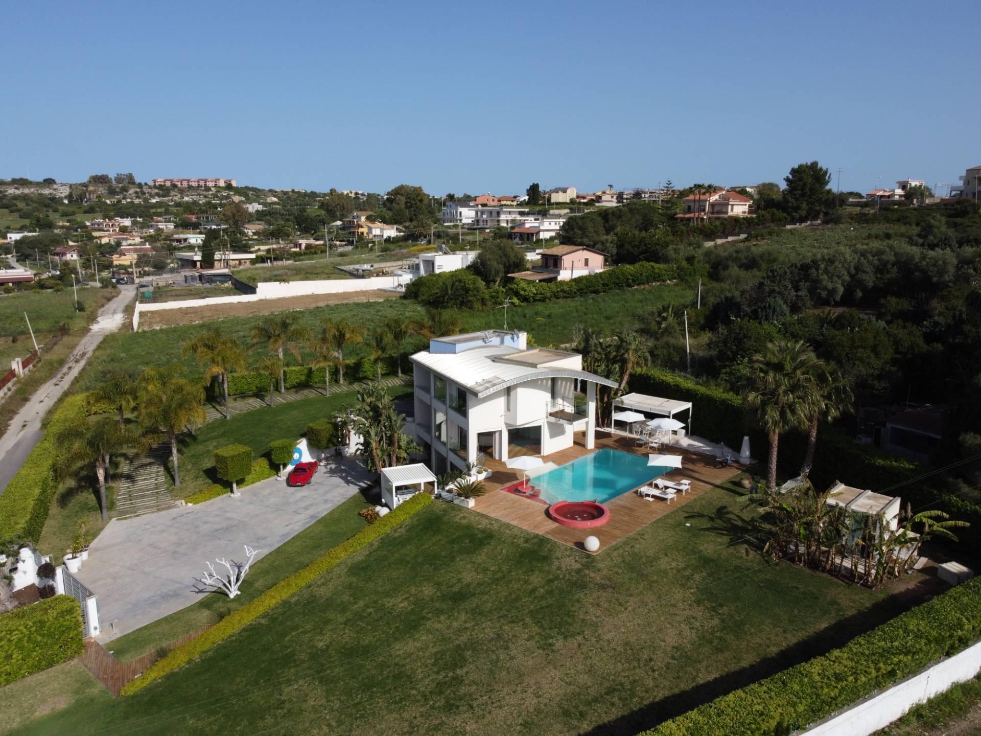 Villa con piscina a Brucoli - 46