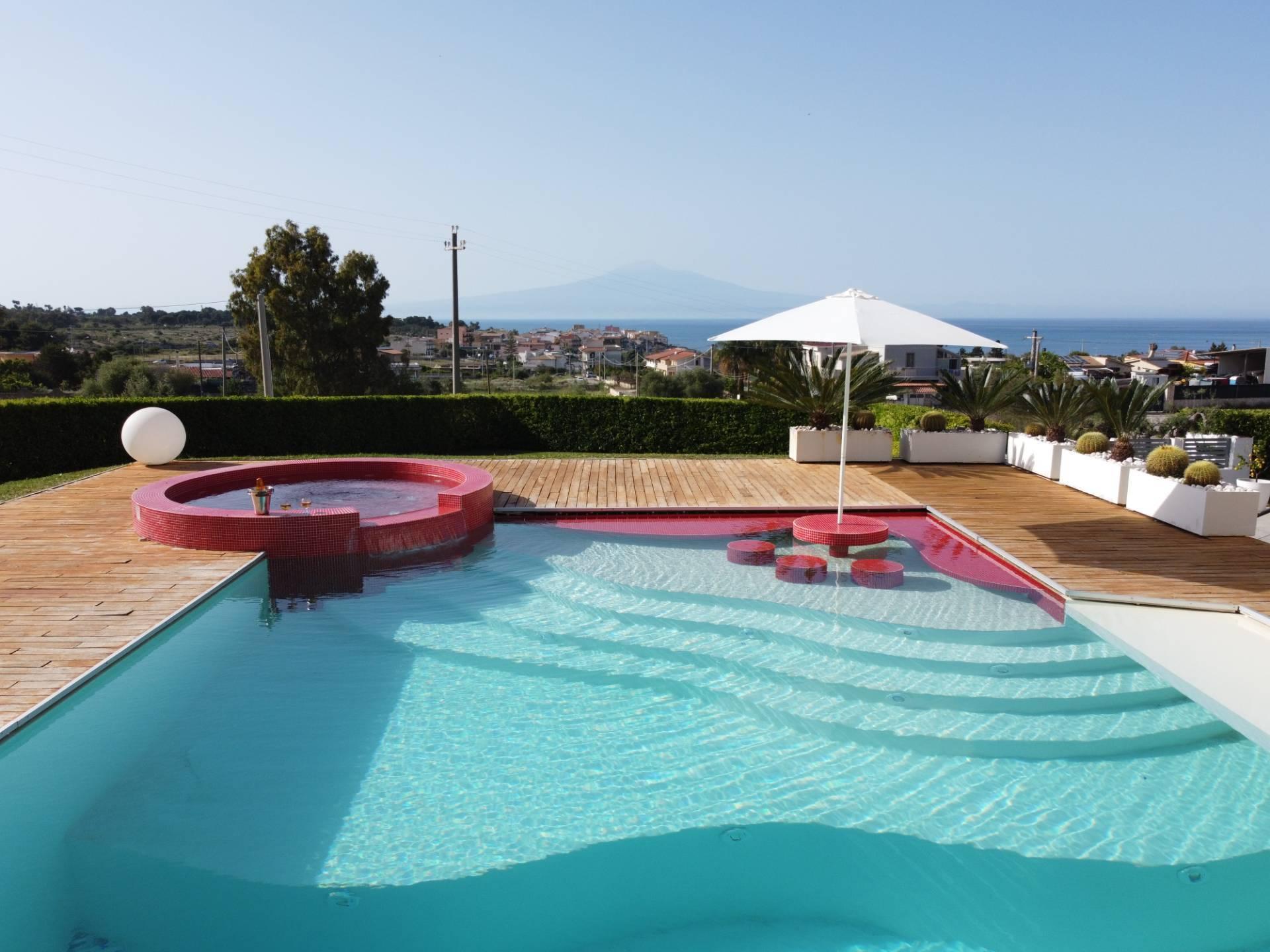 Villa con piscina a Brucoli - 47