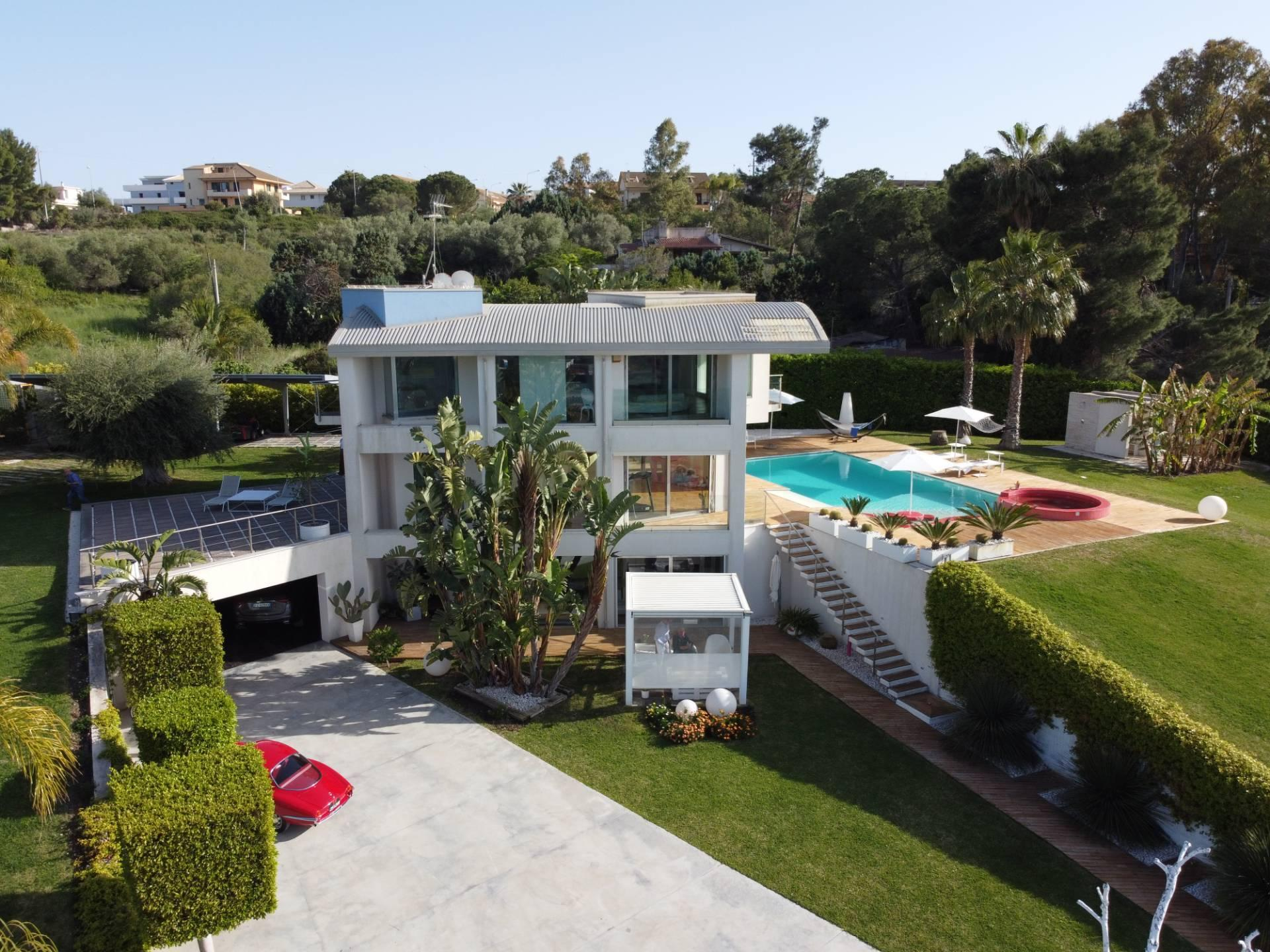 Villa con piscina a Brucoli - 48