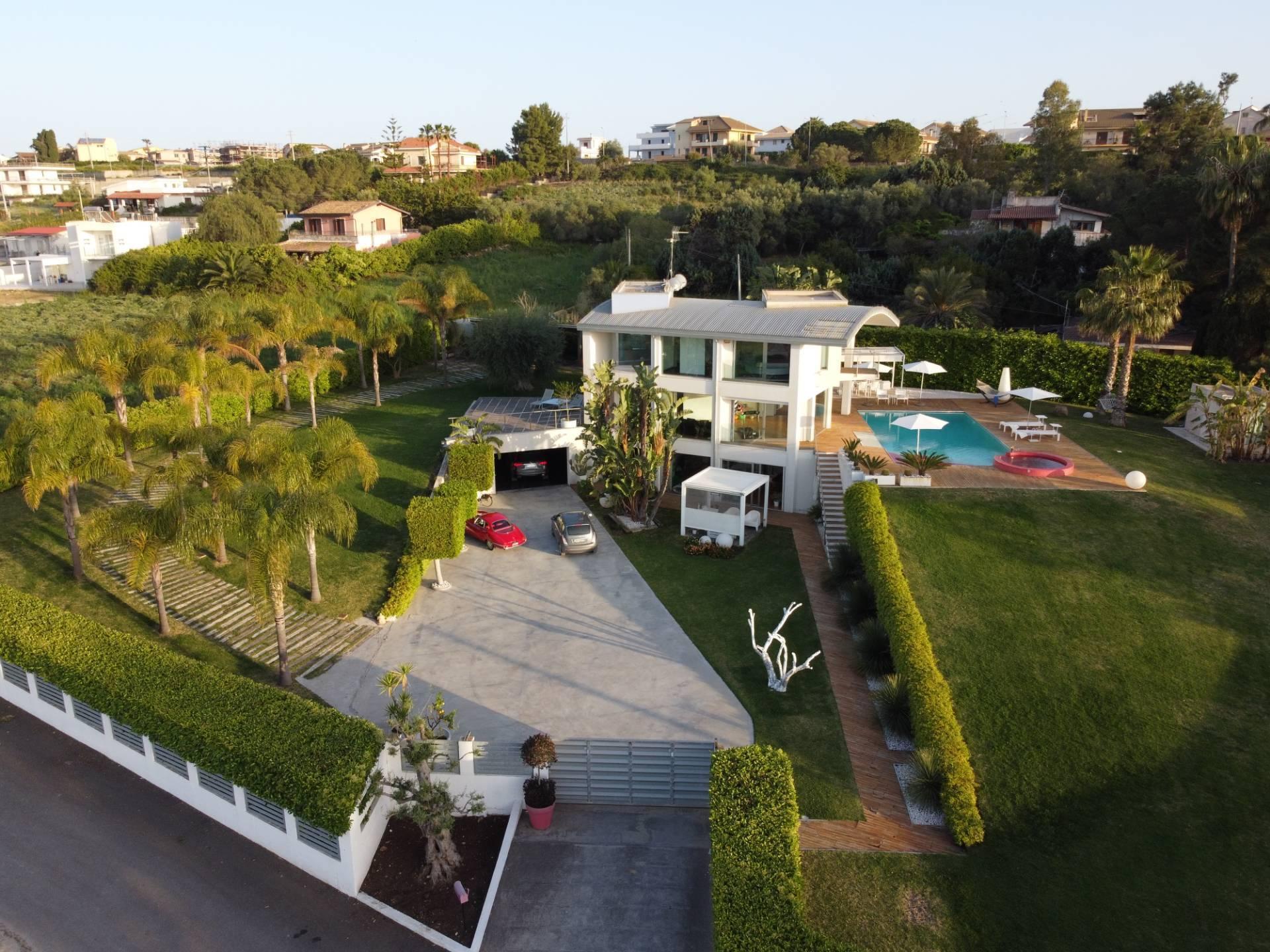 Villa con piscina a Brucoli - 35
