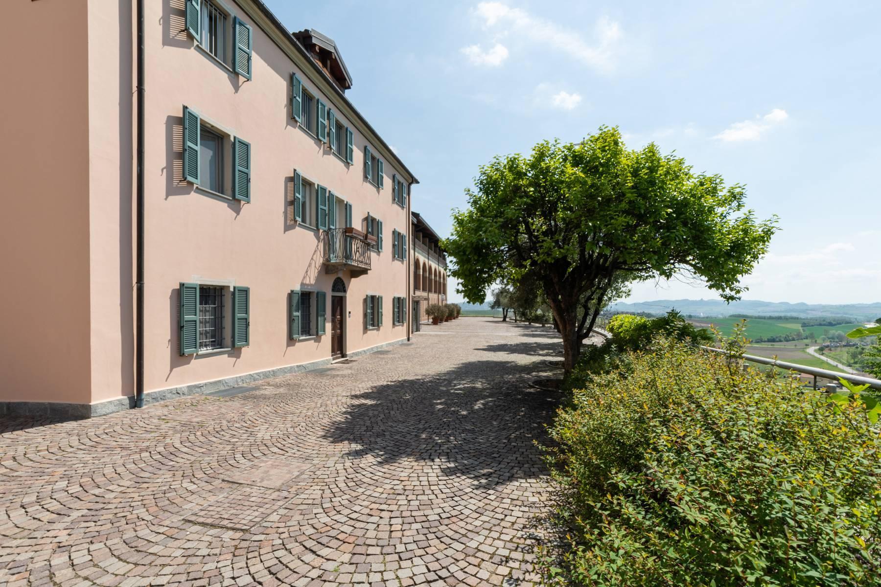 Prestigious real estate complex on the Monferrato hills - 5