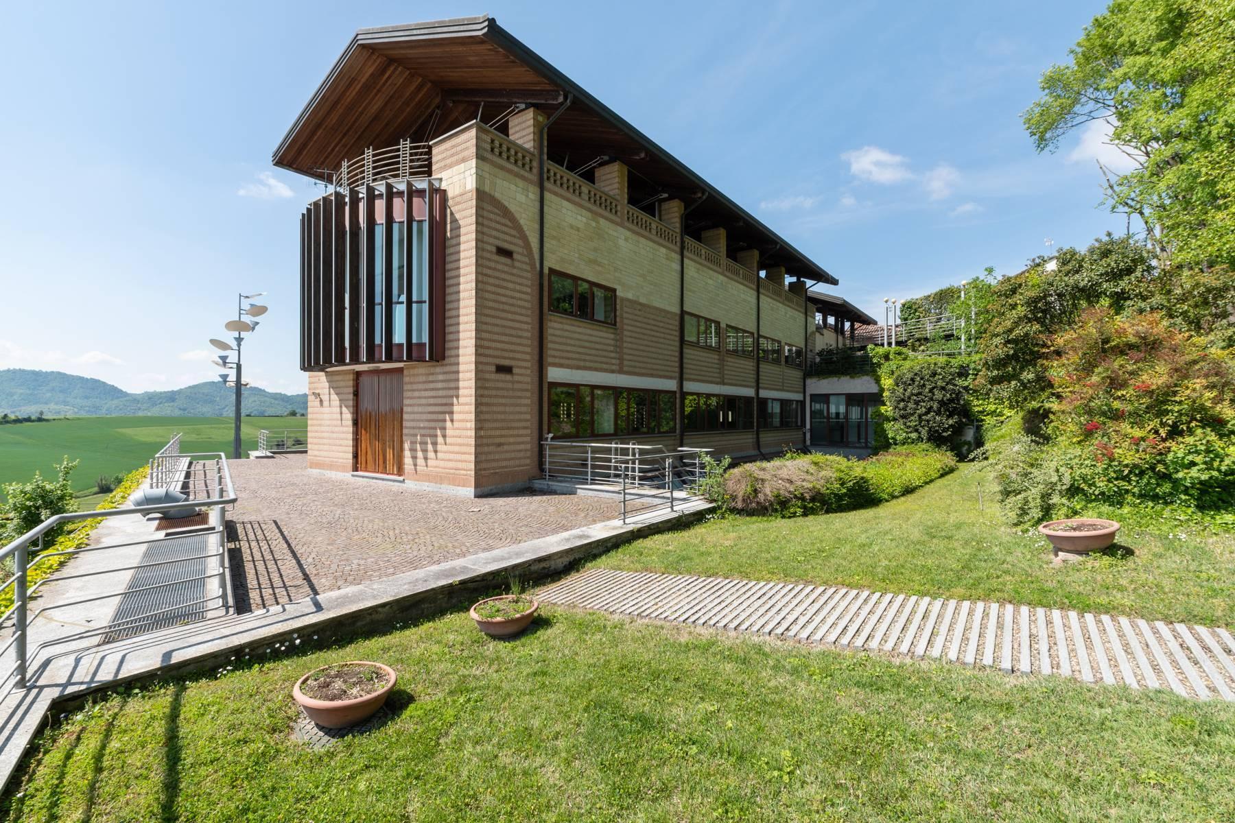 Prestigioso complesso immobiliare sulle colline del Monferrato - 19