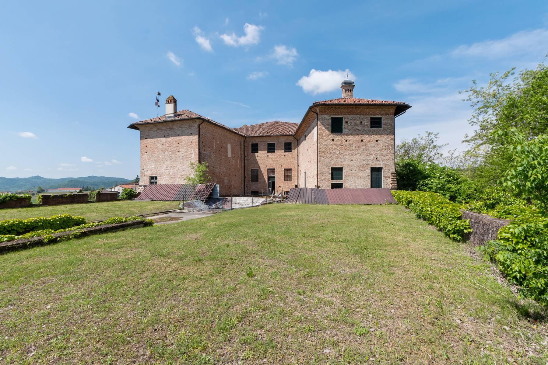 Prestigioso complesso immobiliare sulle colline del Monferrato - 21