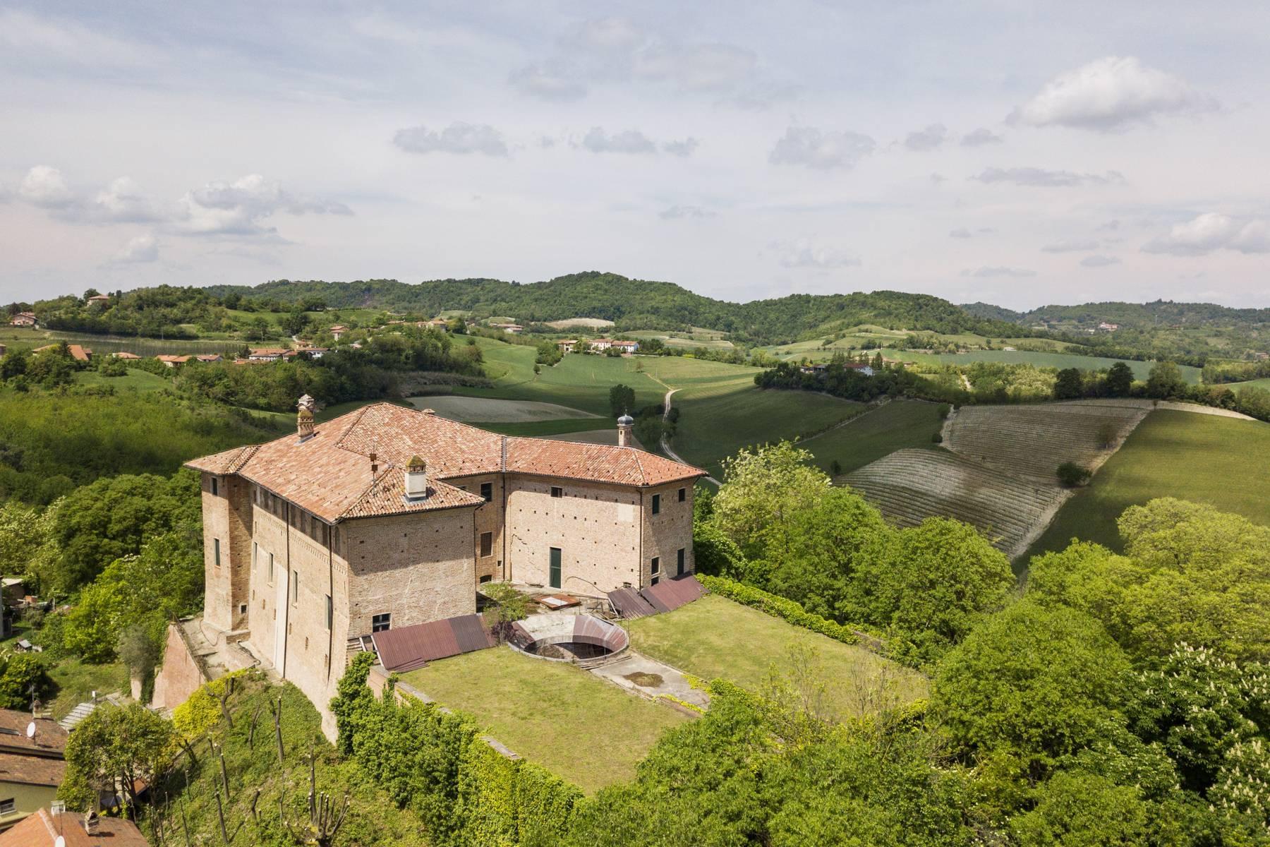 Prestigioso complesso immobiliare sulle colline del Monferrato - 20