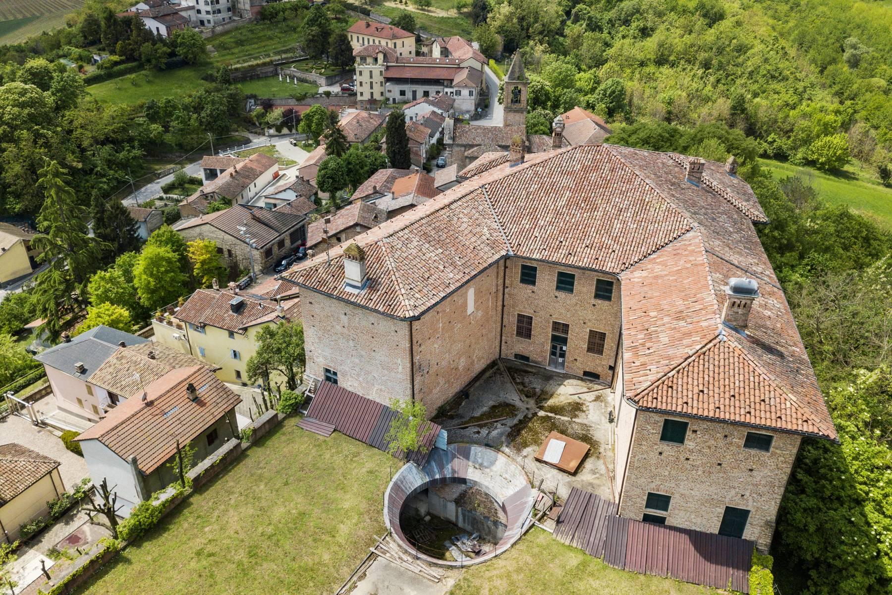 Prestigioso complesso immobiliare sulle colline del Monferrato - 25