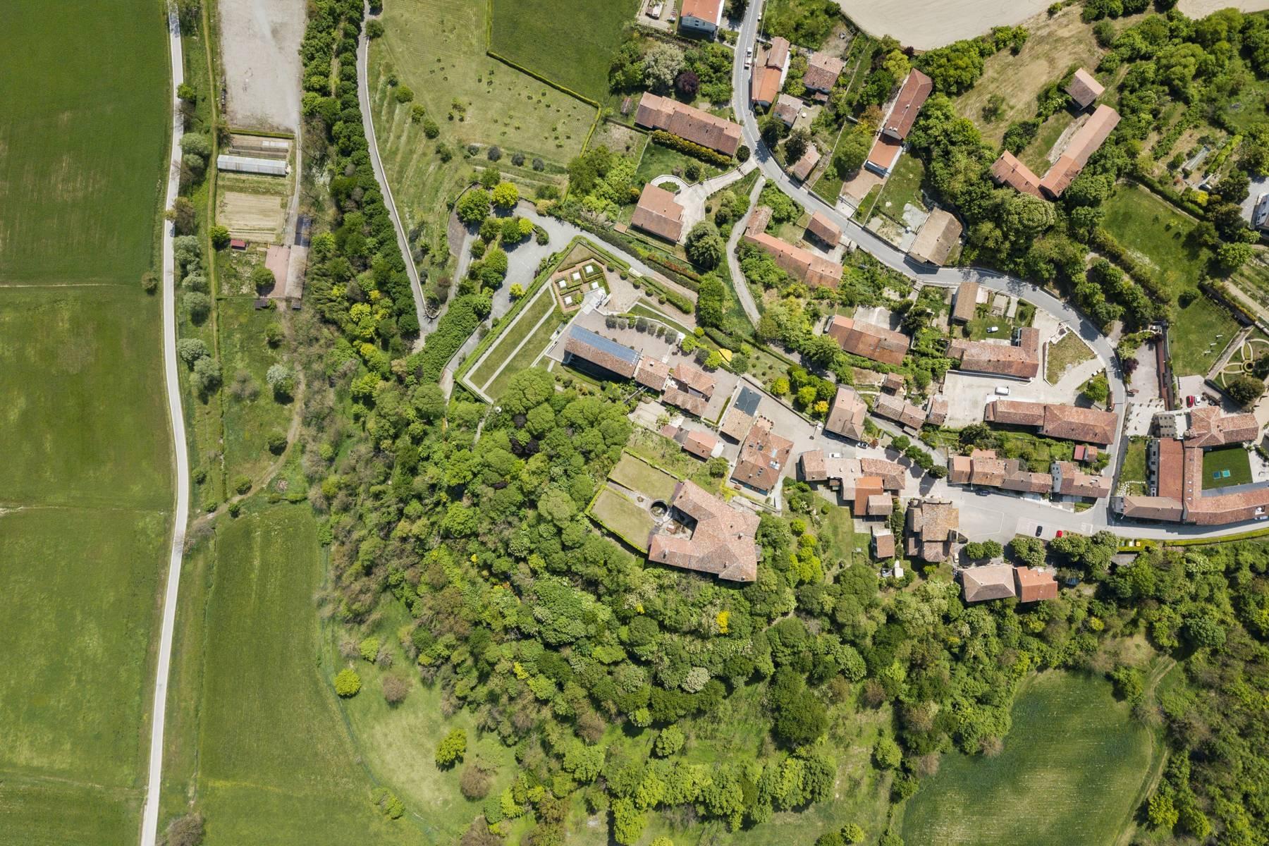 Prestigioso complesso immobiliare sulle colline del Monferrato - 27