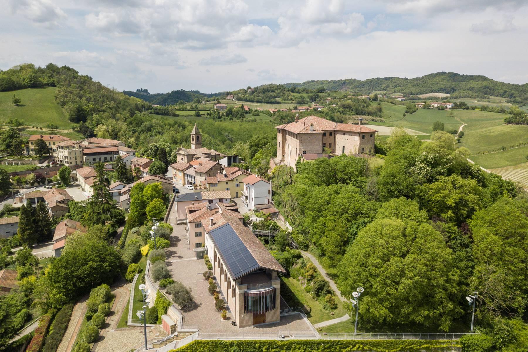 Prestigioso complesso immobiliare sulle colline del Monferrato - 26